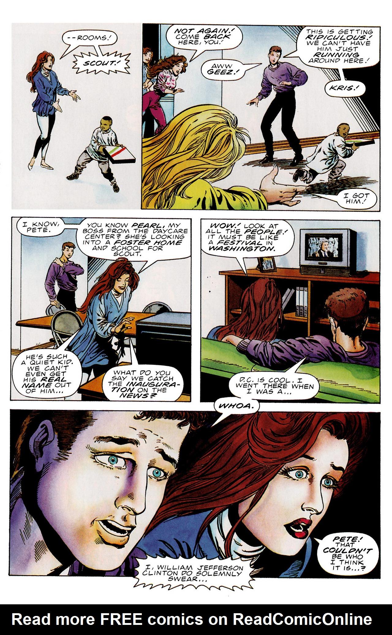 Read online Harbinger (1992) comic -  Issue #18 - 21