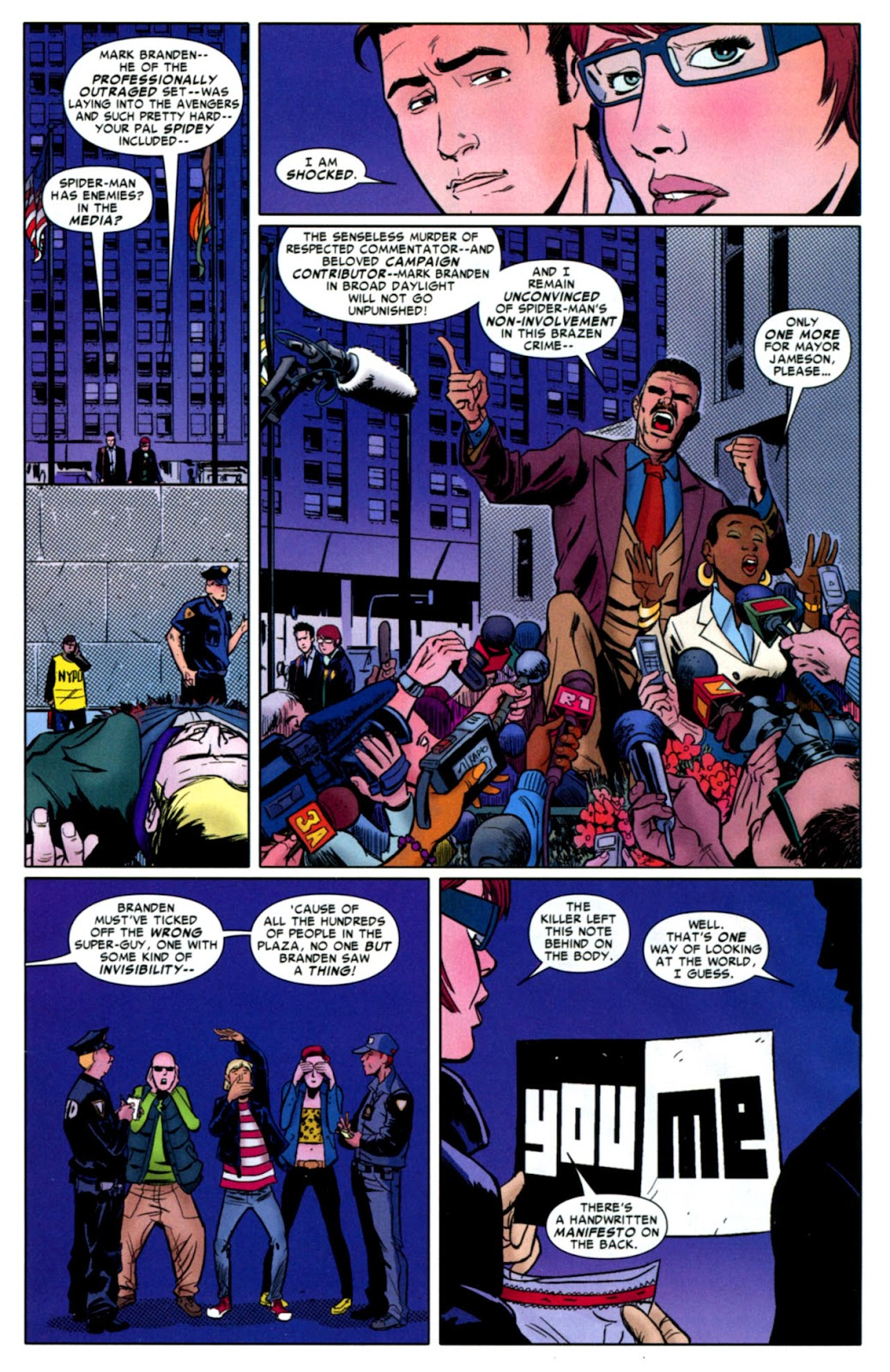 Web of Spider-Man (2009) Issue #8 #8 - English 12