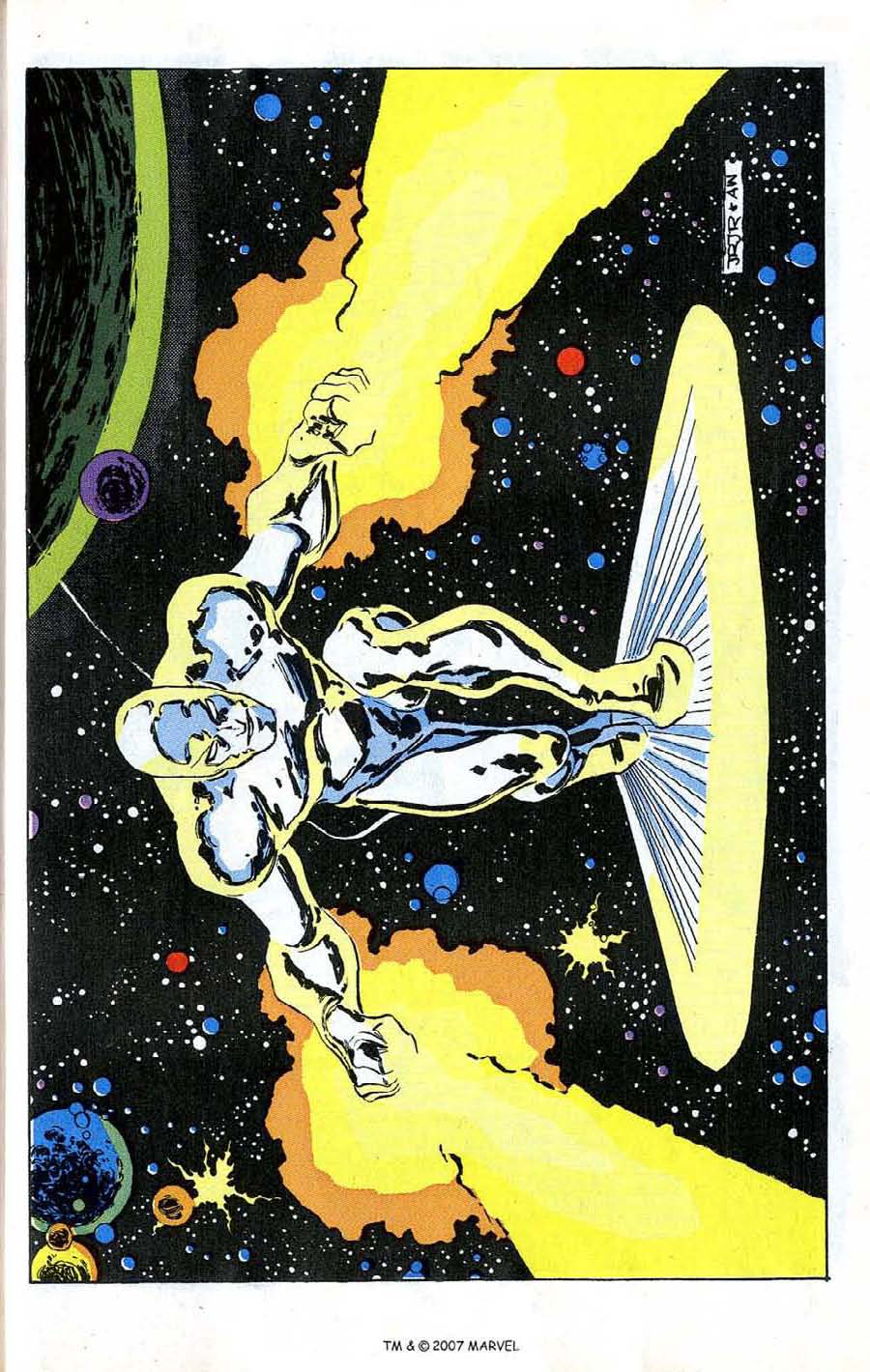 Read online Silver Surfer (1987) comic -  Issue # _Annual 4 - 63