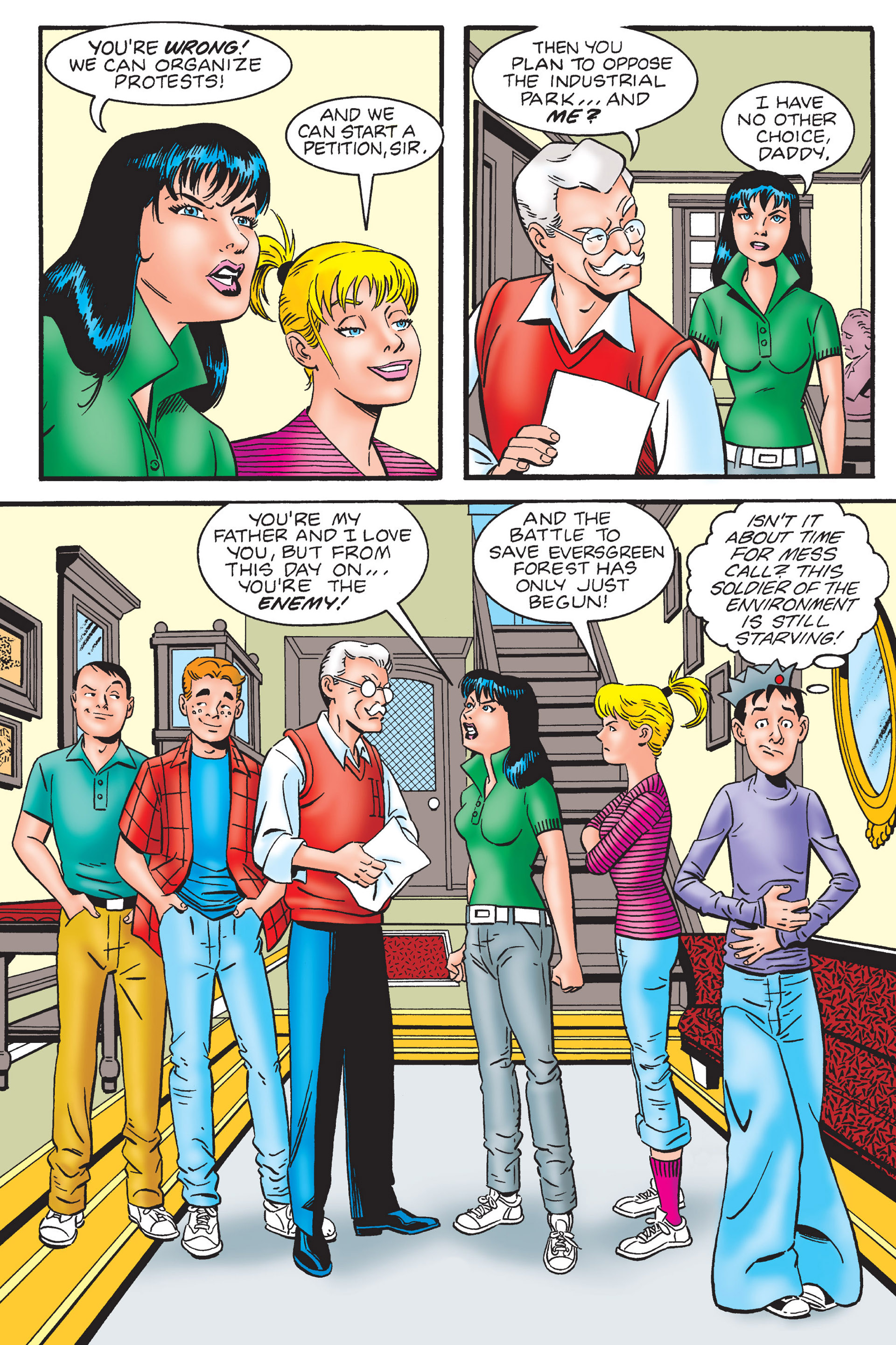 Read online Archie's New Look Series comic -  Issue #4 - 30