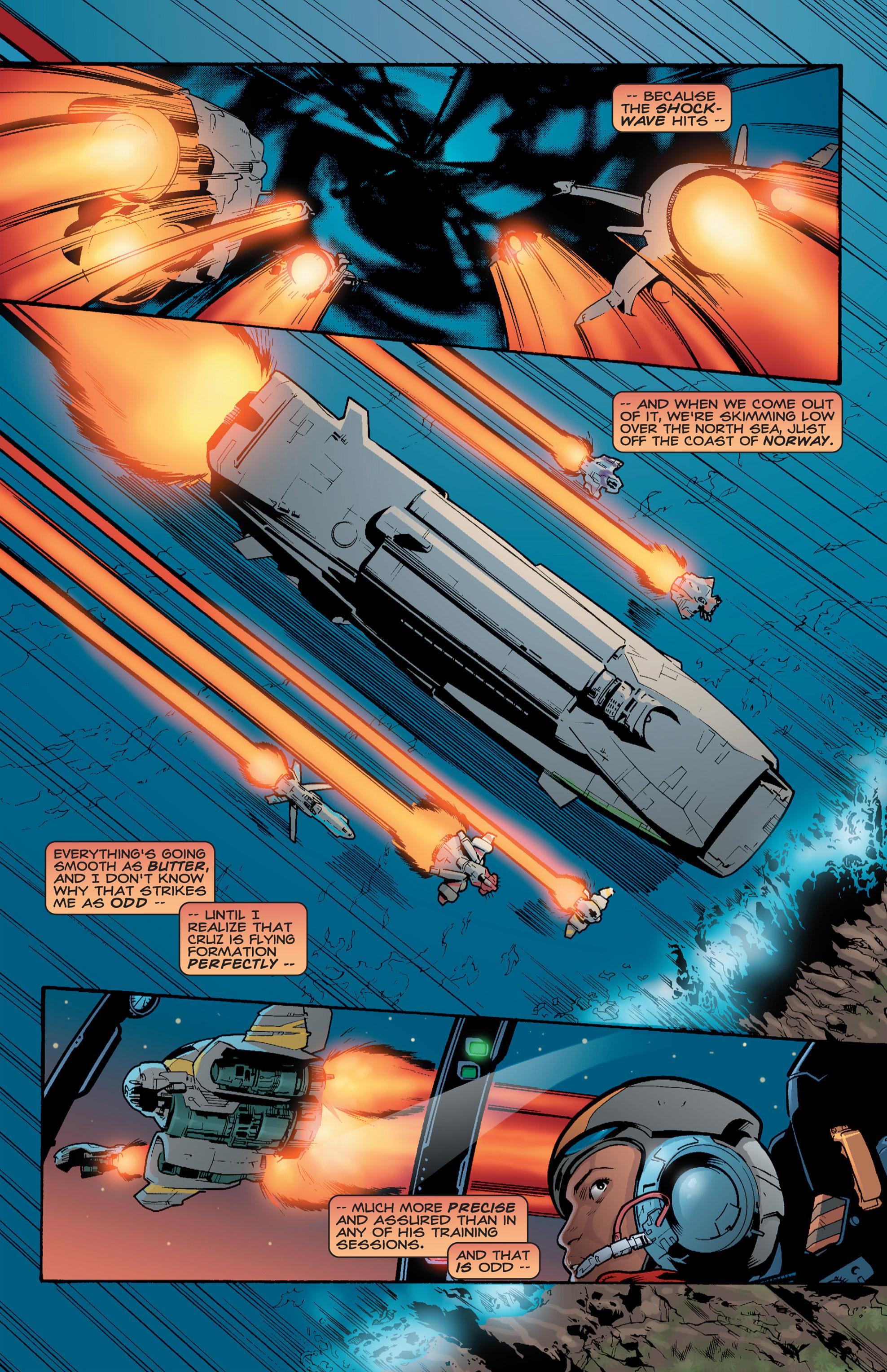 Read online Shockrockets comic -  Issue # TPB - 45