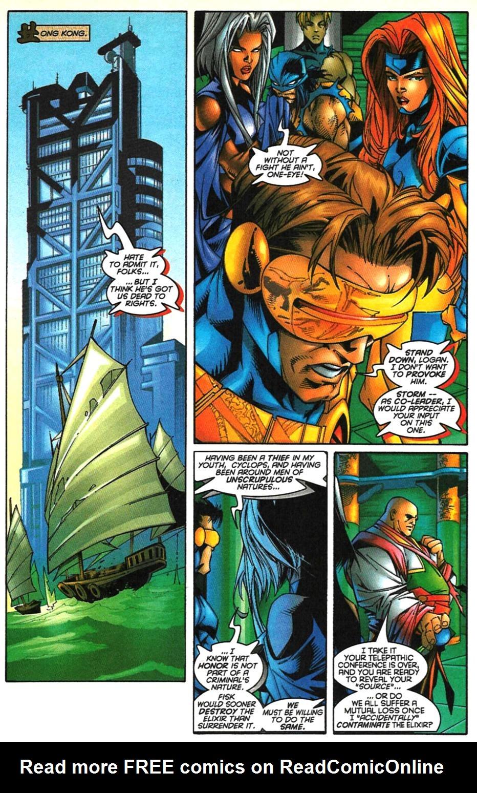 X-Men (1991) 64 Page 13