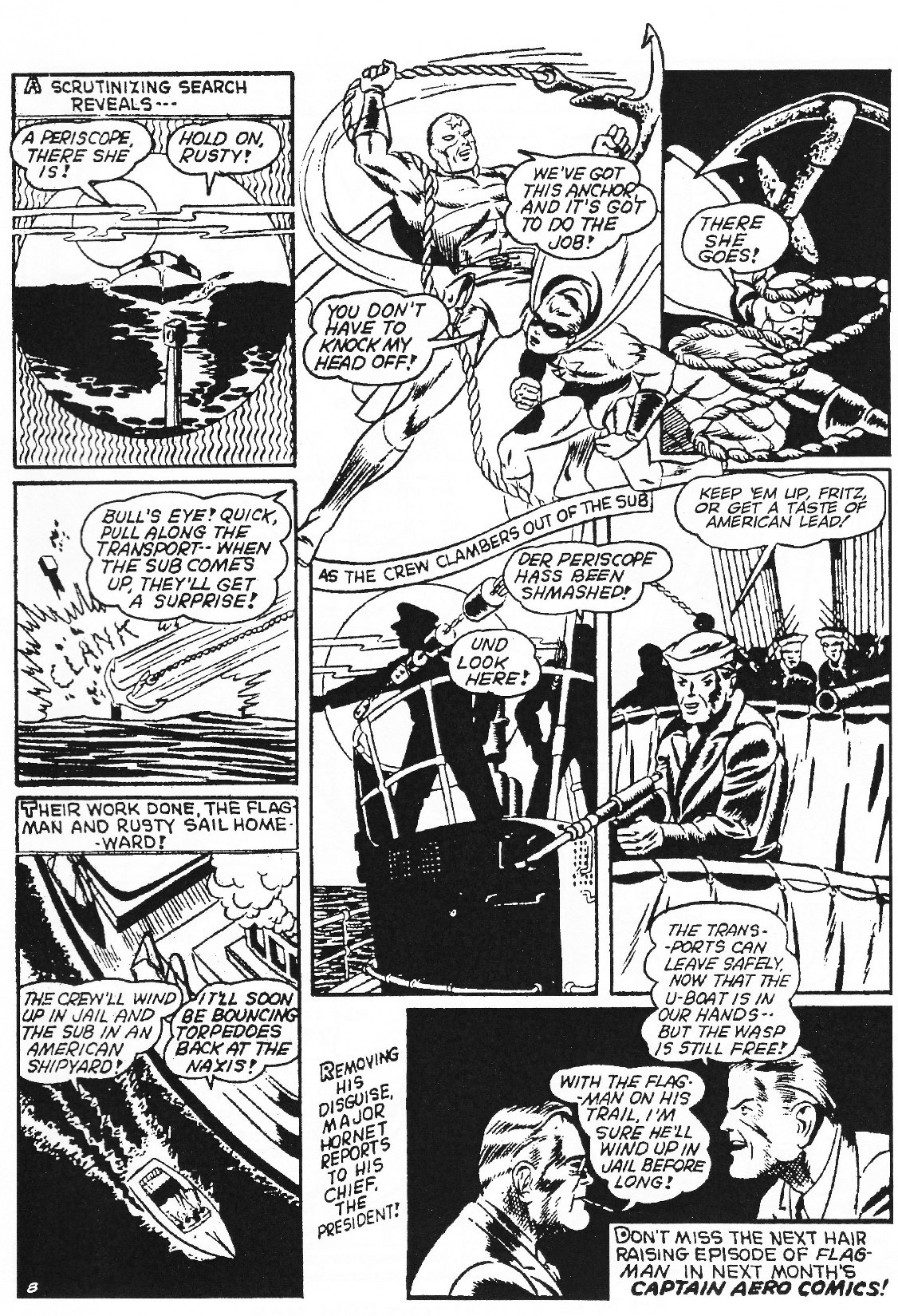Read online Men of Mystery Comics comic -  Issue #75 - 11