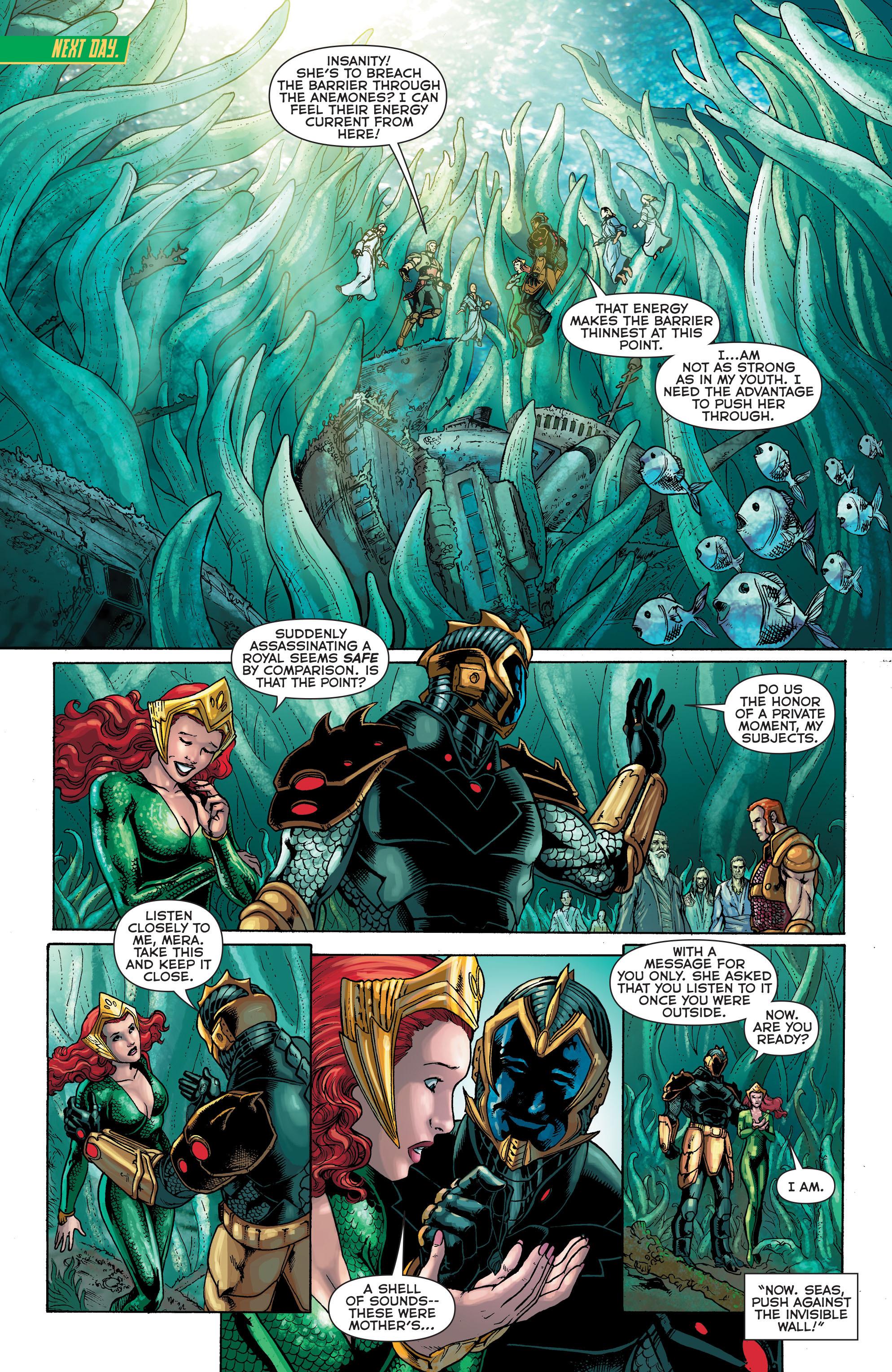 Read online Secret Origins (2014) comic -  Issue #5 - 29