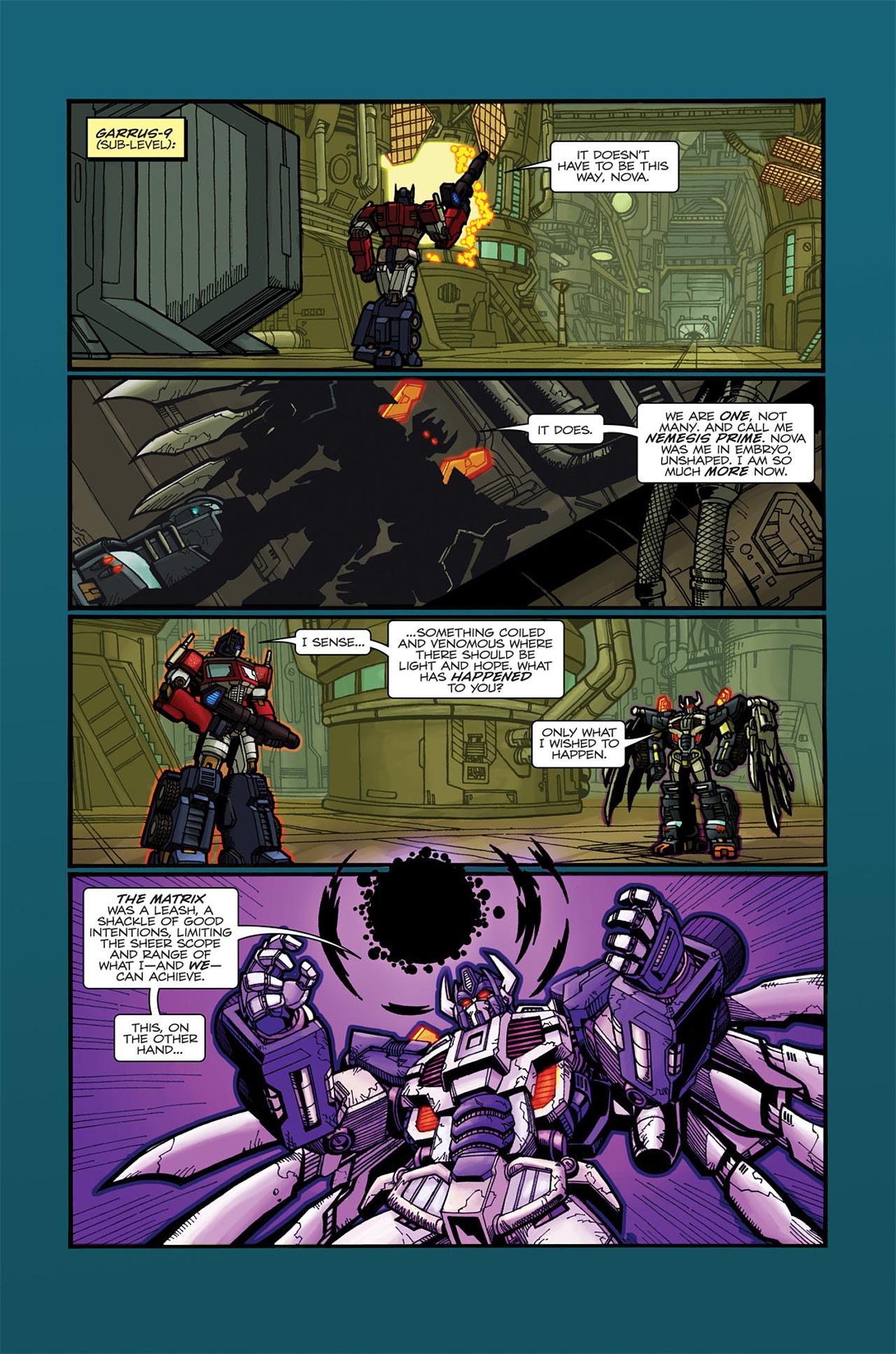Read online Transformers Spotlight: Doubledealer comic -  Issue # Full - 18