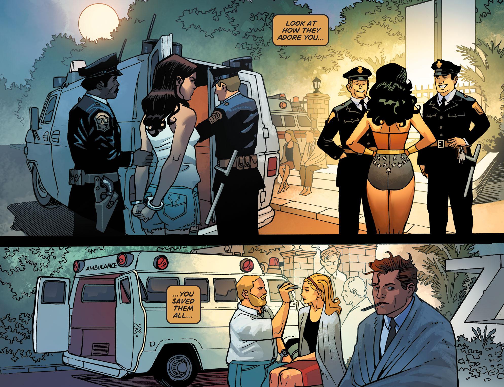 Read online Wonder Woman '77 [I] comic -  Issue #9 - 19