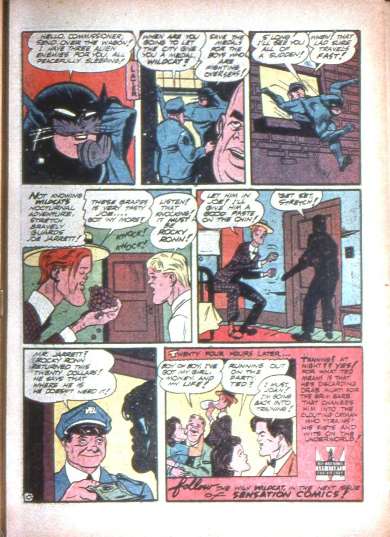 Read online Sensation (Mystery) Comics comic -  Issue #15 - 65