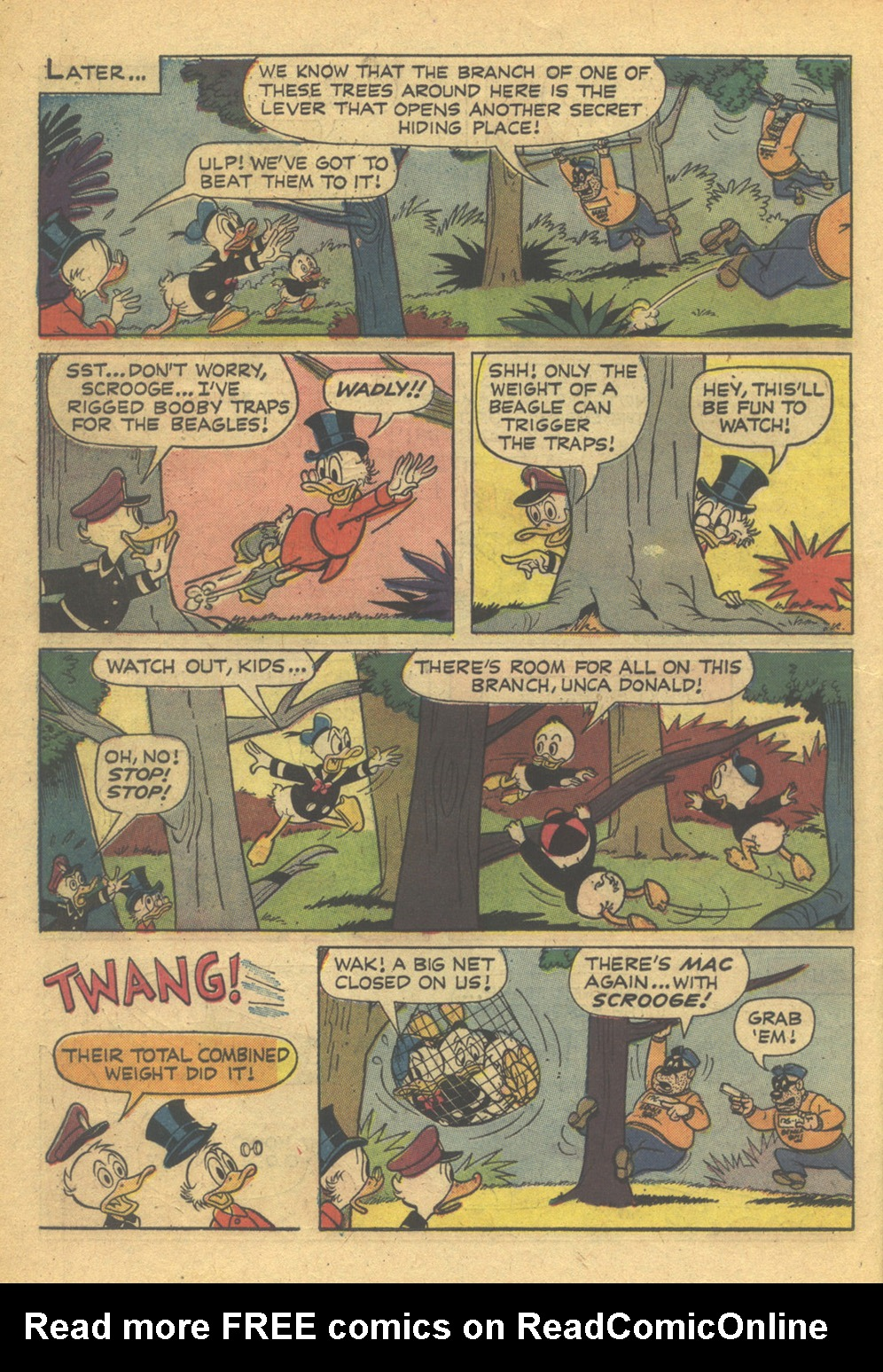 Read online Uncle Scrooge (1953) comic -  Issue #77 - 13