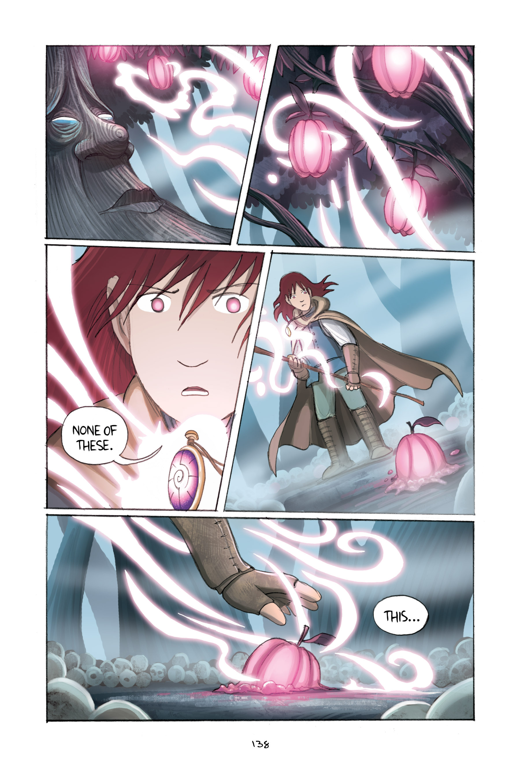 Read online Amulet comic -  Issue #2 - 137