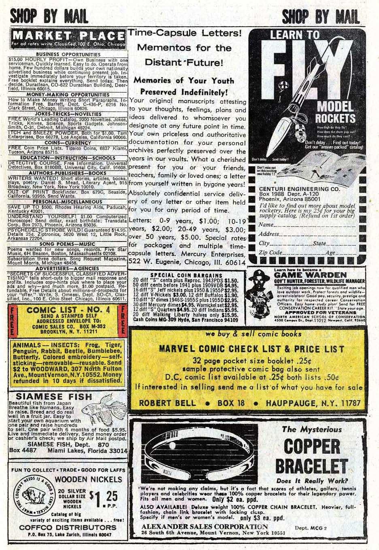 Read online Uncanny X-Men (1963) comic -  Issue #69 - 39