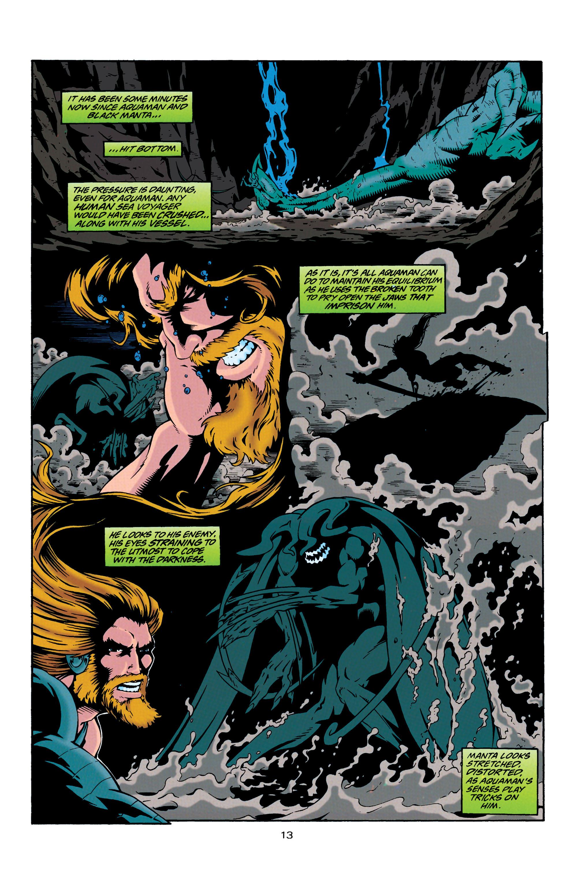 Read online Aquaman (1994) comic -  Issue #30 - 13
