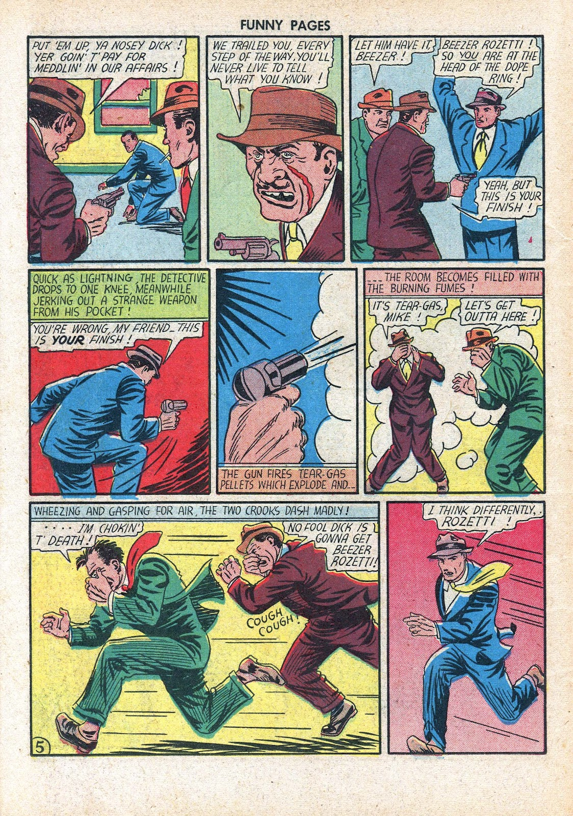 Funny Pages issue 42 - Page 44