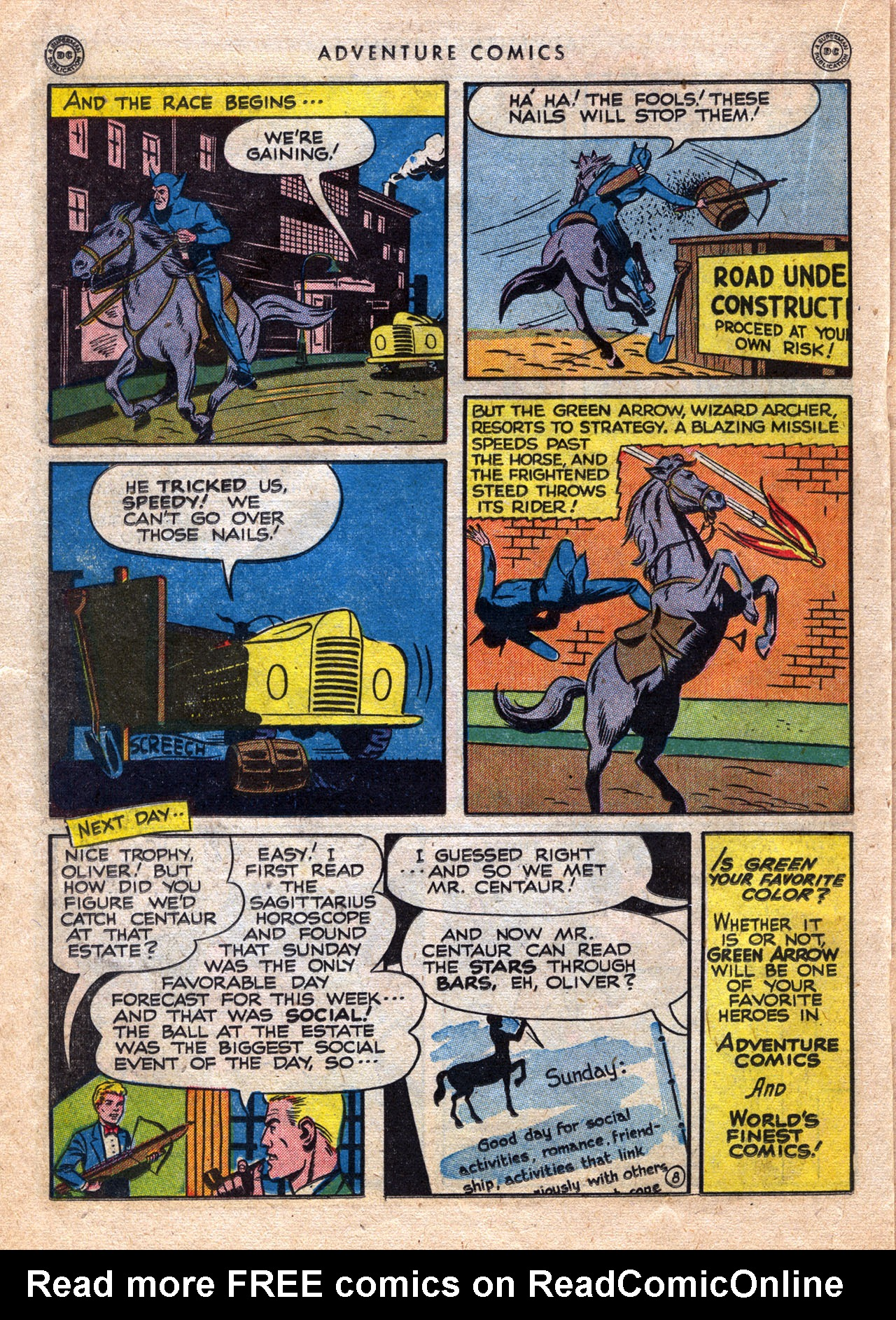Read online Adventure Comics (1938) comic -  Issue #120 - 30