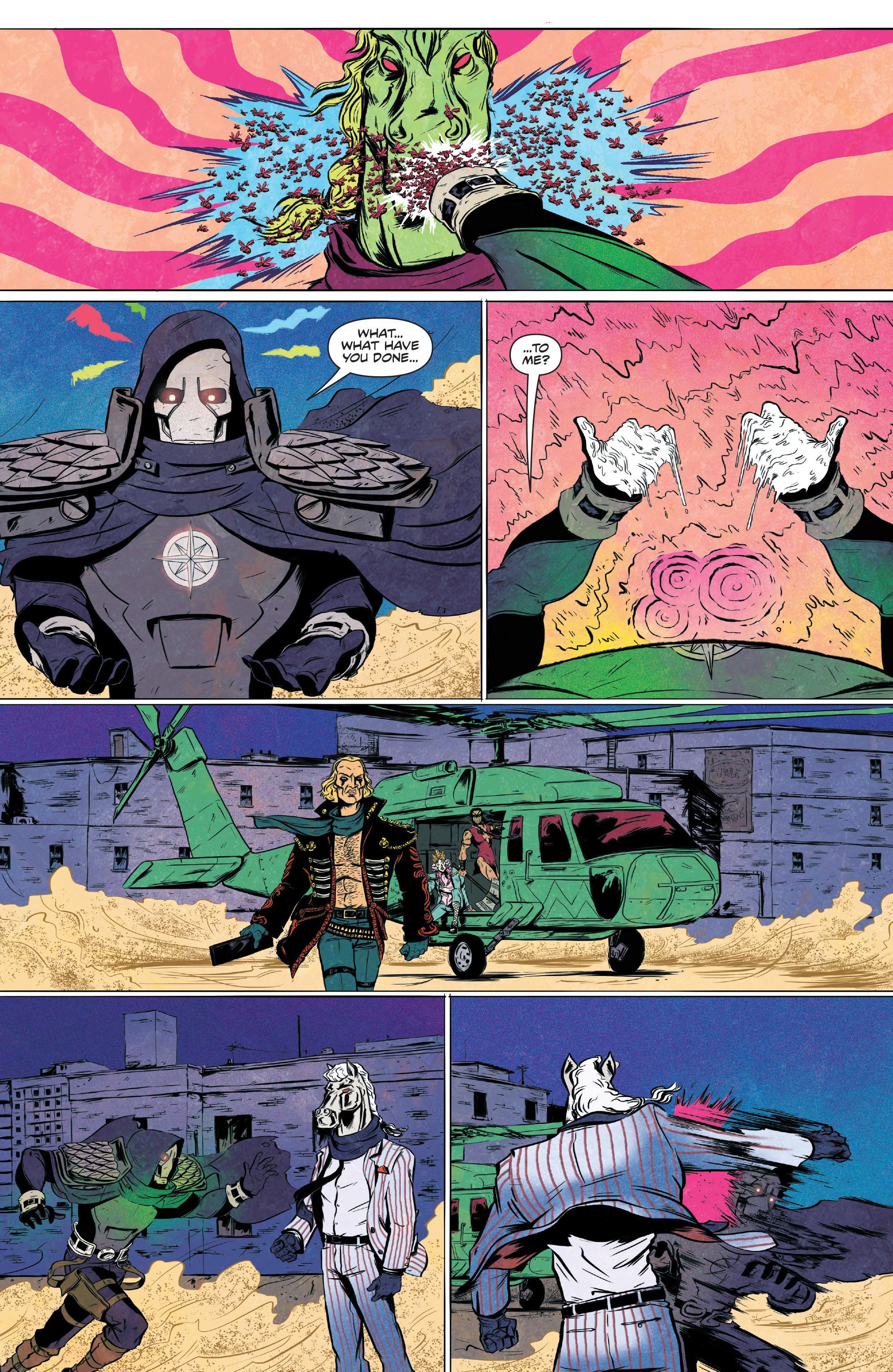 Read online Translucid comic -  Issue #5 - 5