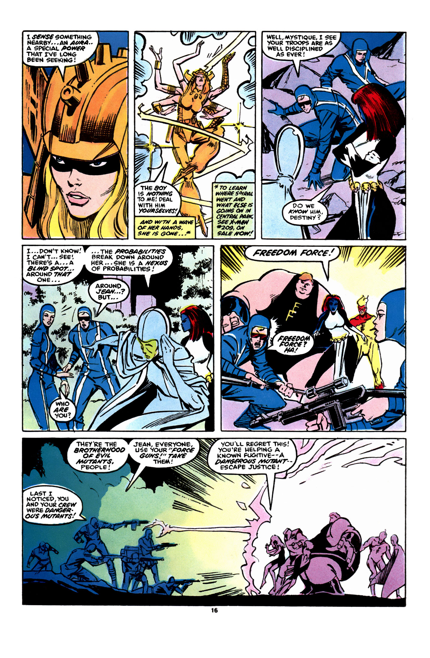 Read online X-Factor (1986) comic -  Issue #8 - 17