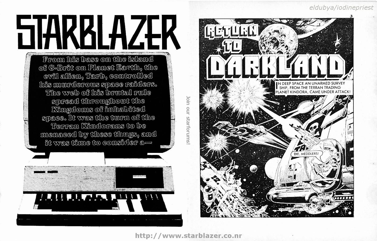 Starblazer issue 155 - Page 3