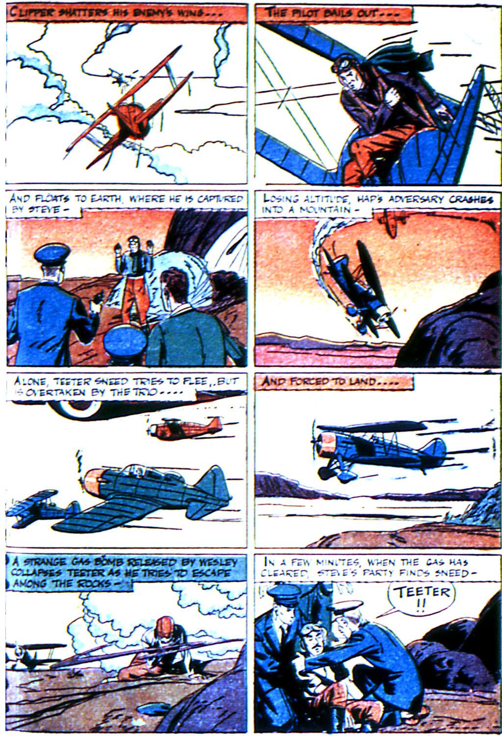 Read online Adventure Comics (1938) comic -  Issue #42 - 7