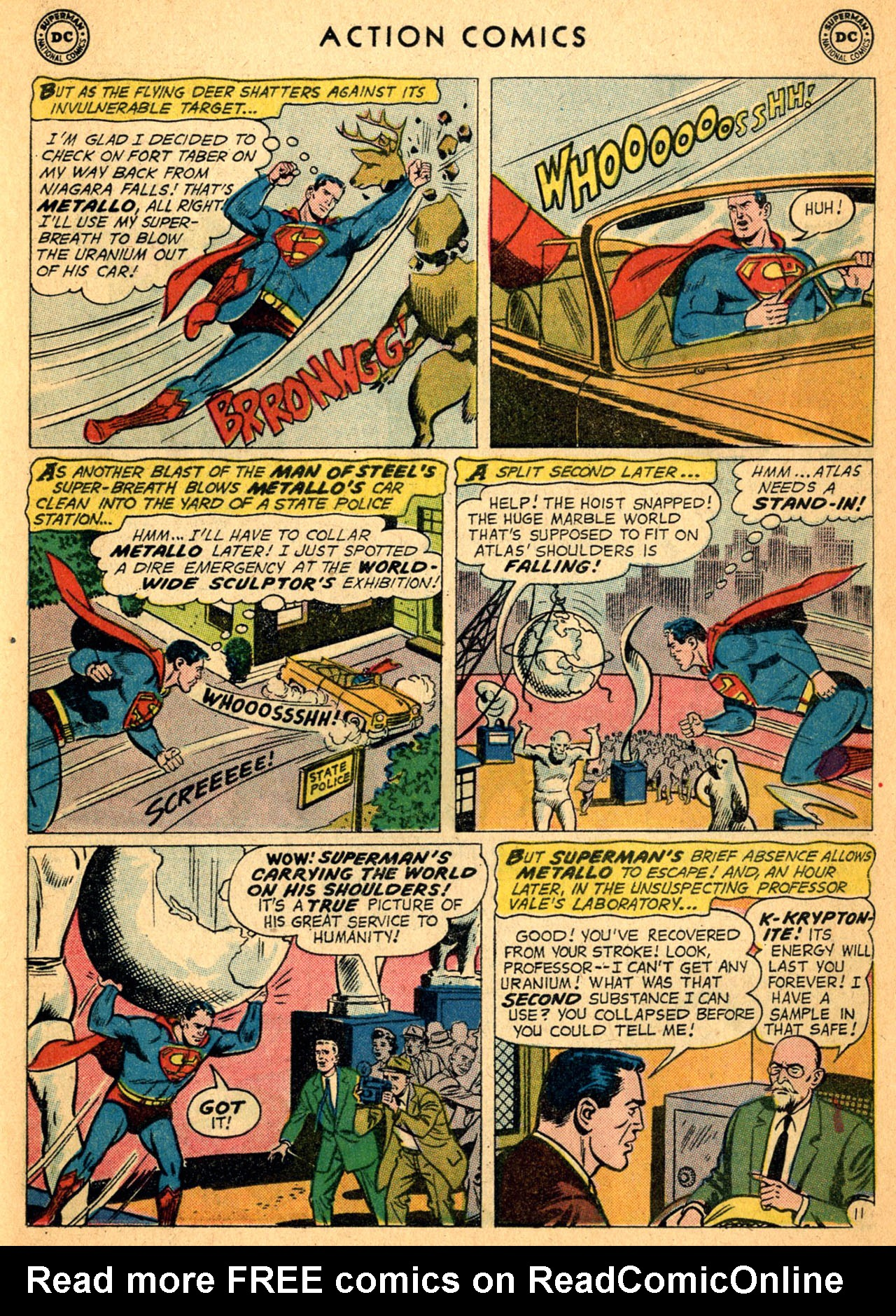 Read online Action Comics (1938) comic -  Issue #252 - 13