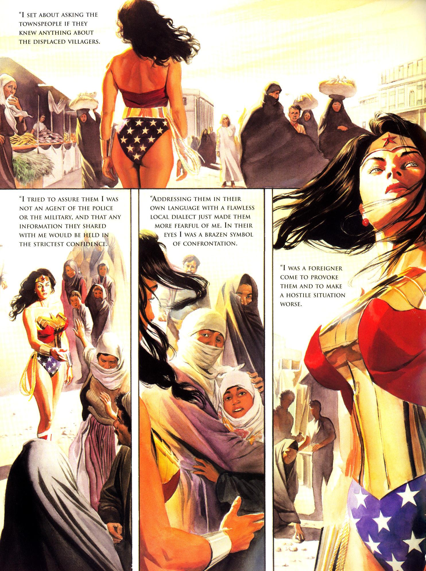 Read online Wonder Woman: Spirit of Truth comic -  Issue # Full - 38
