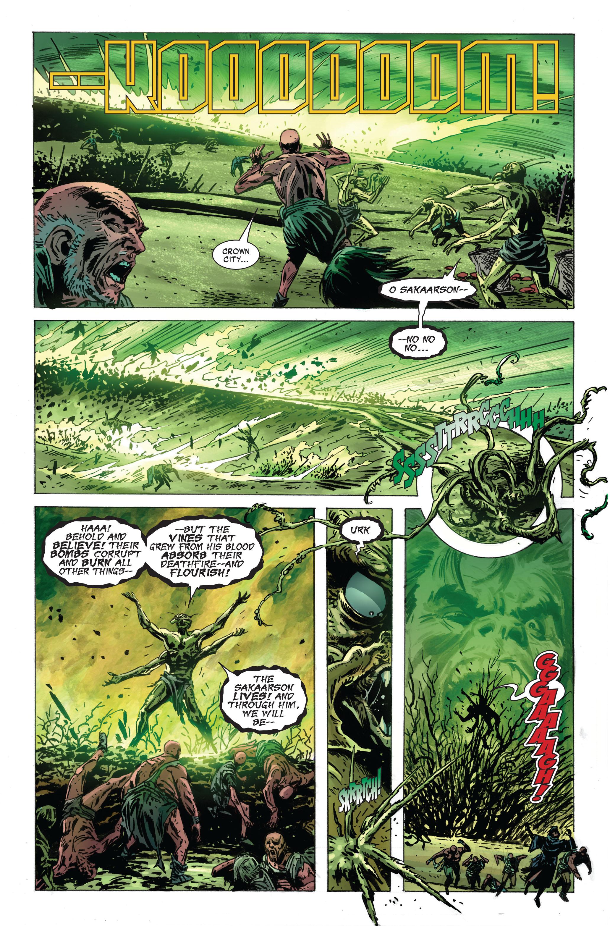 Read online Skaar: Son of Hulk comic -  Issue #2 - 23
