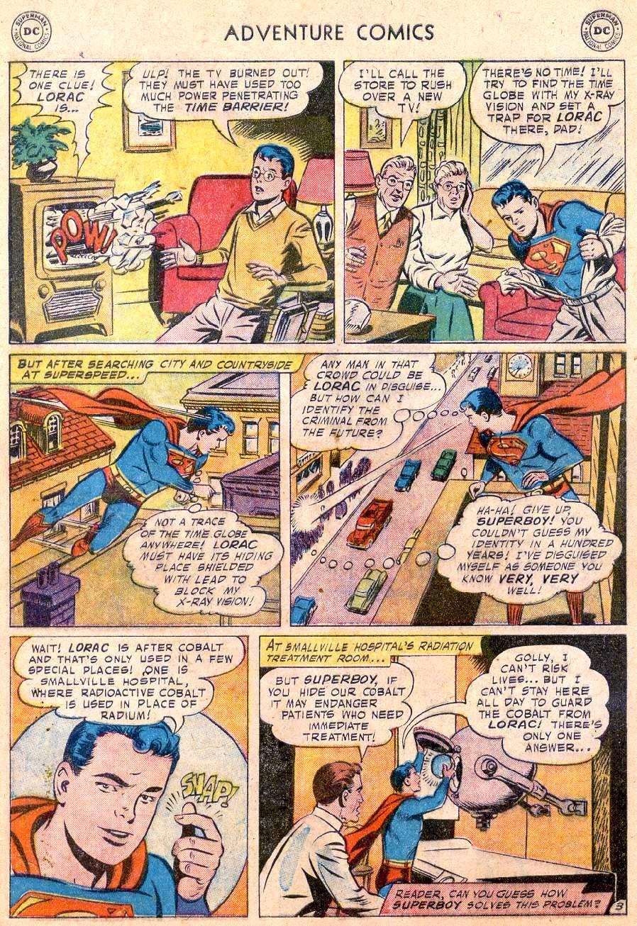 Read online Adventure Comics (1938) comic -  Issue #250 - 5