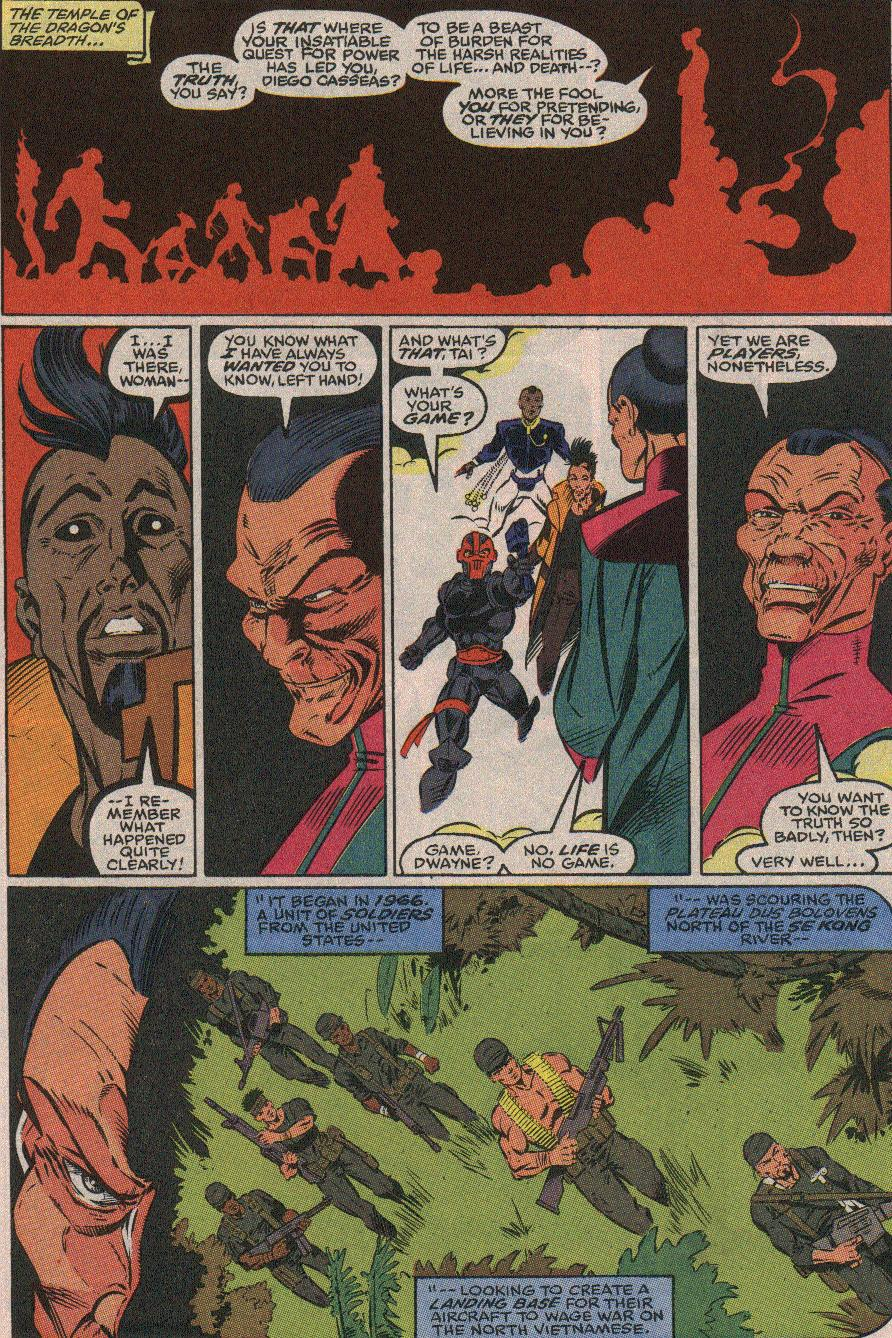 The New Warriors Issue #23 #27 - English 13