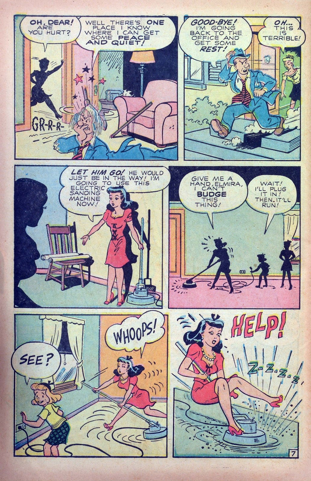Read online Joker Comics comic -  Issue #27 - 46