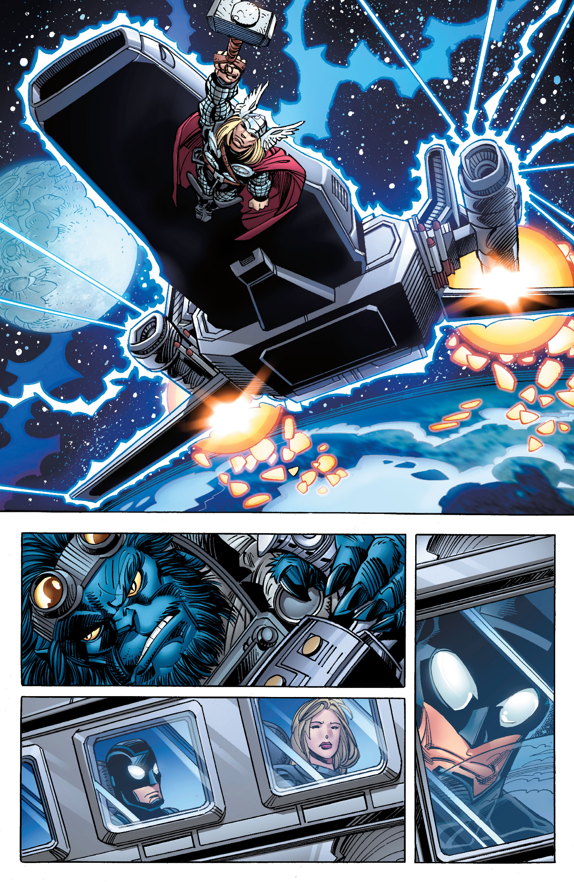 Read online Avengers (2010) comic -  Issue #26 - 10