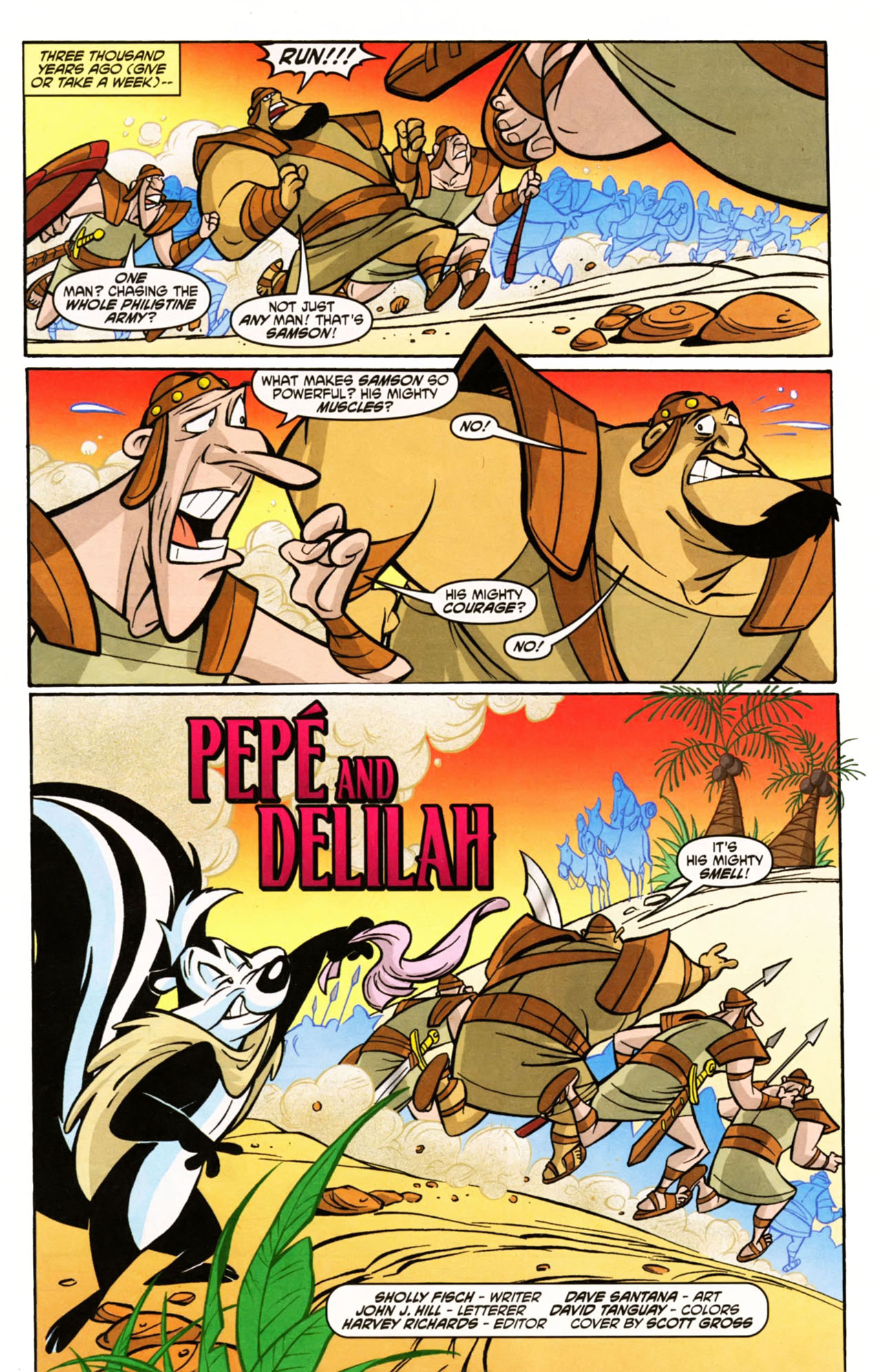 Read online Looney Tunes (1994) comic -  Issue #183 - 3