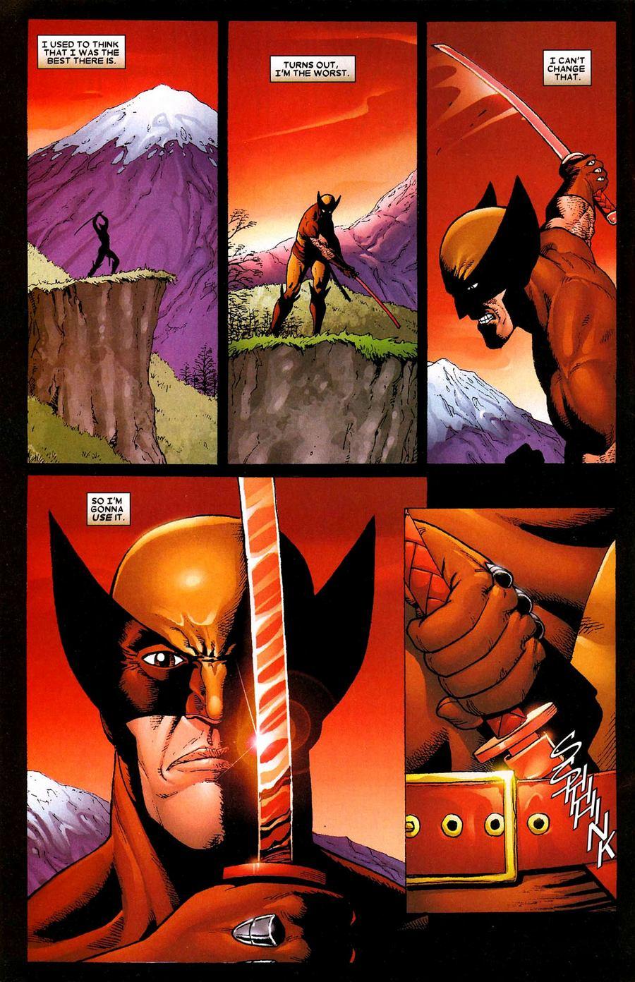 Read online Wolverine: Origins comic -  Issue #1 - 3