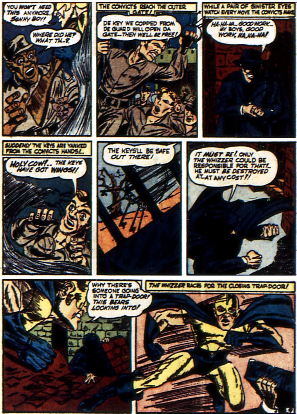 Read online All-Winners Comics comic -  Issue #3 - 37