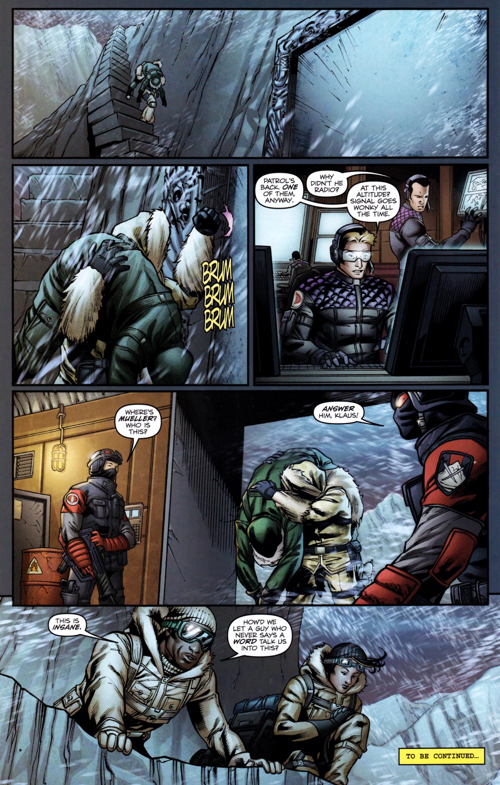 Read online G.I. Joe: Snake Eyes comic -  Issue #1 - 27