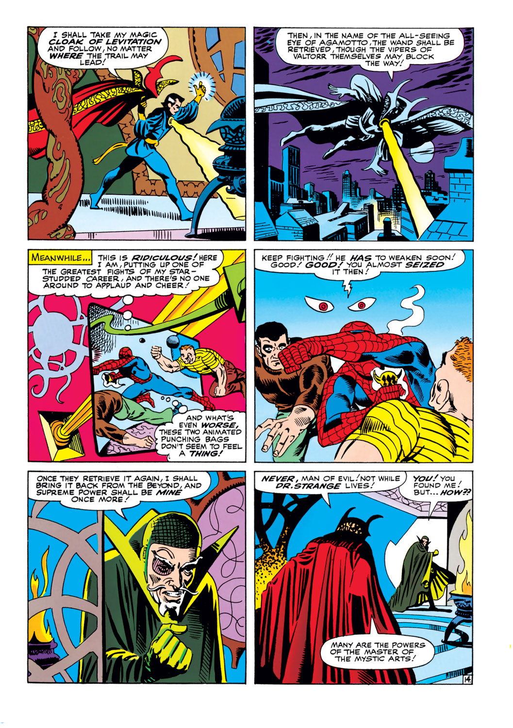 The Amazing Spider-Man (1963) _Annual_2 Page 14