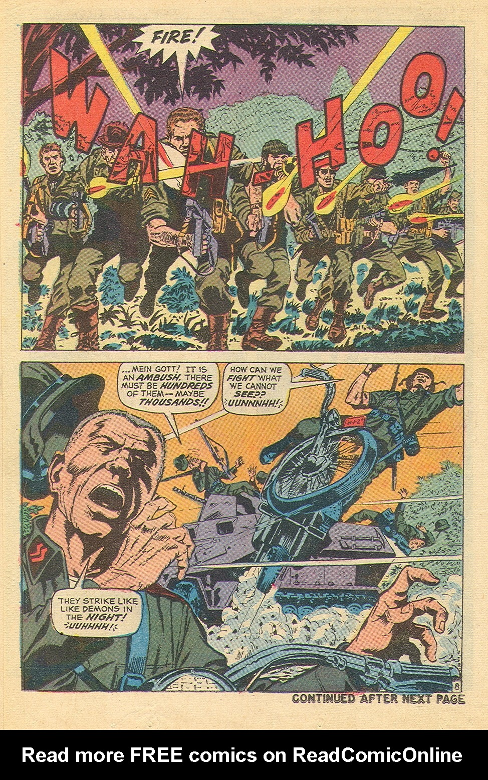 Read online Sgt. Fury comic -  Issue #92 - 10