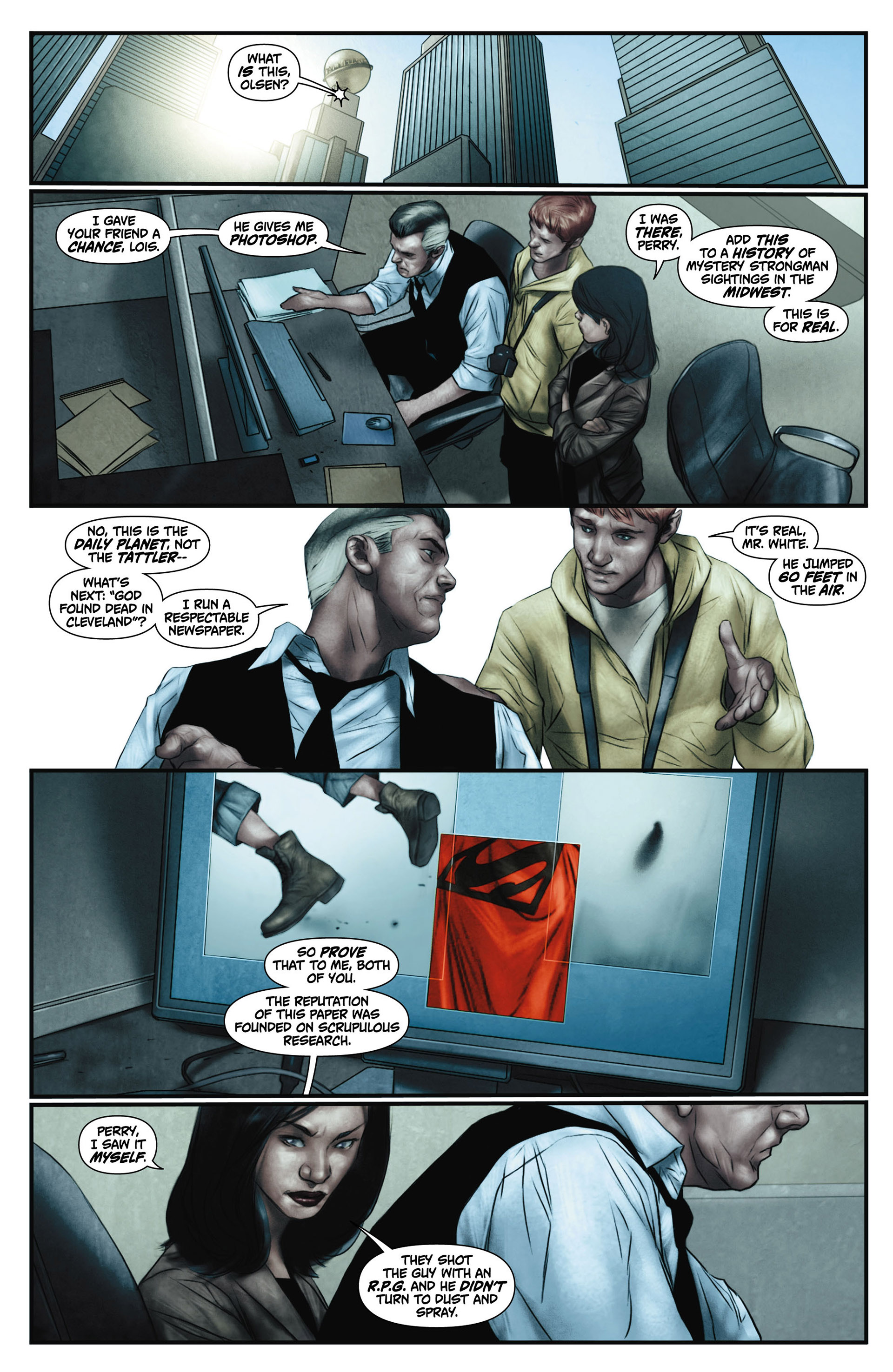 Read online Action Comics (2011) comic -  Issue #0 - 10