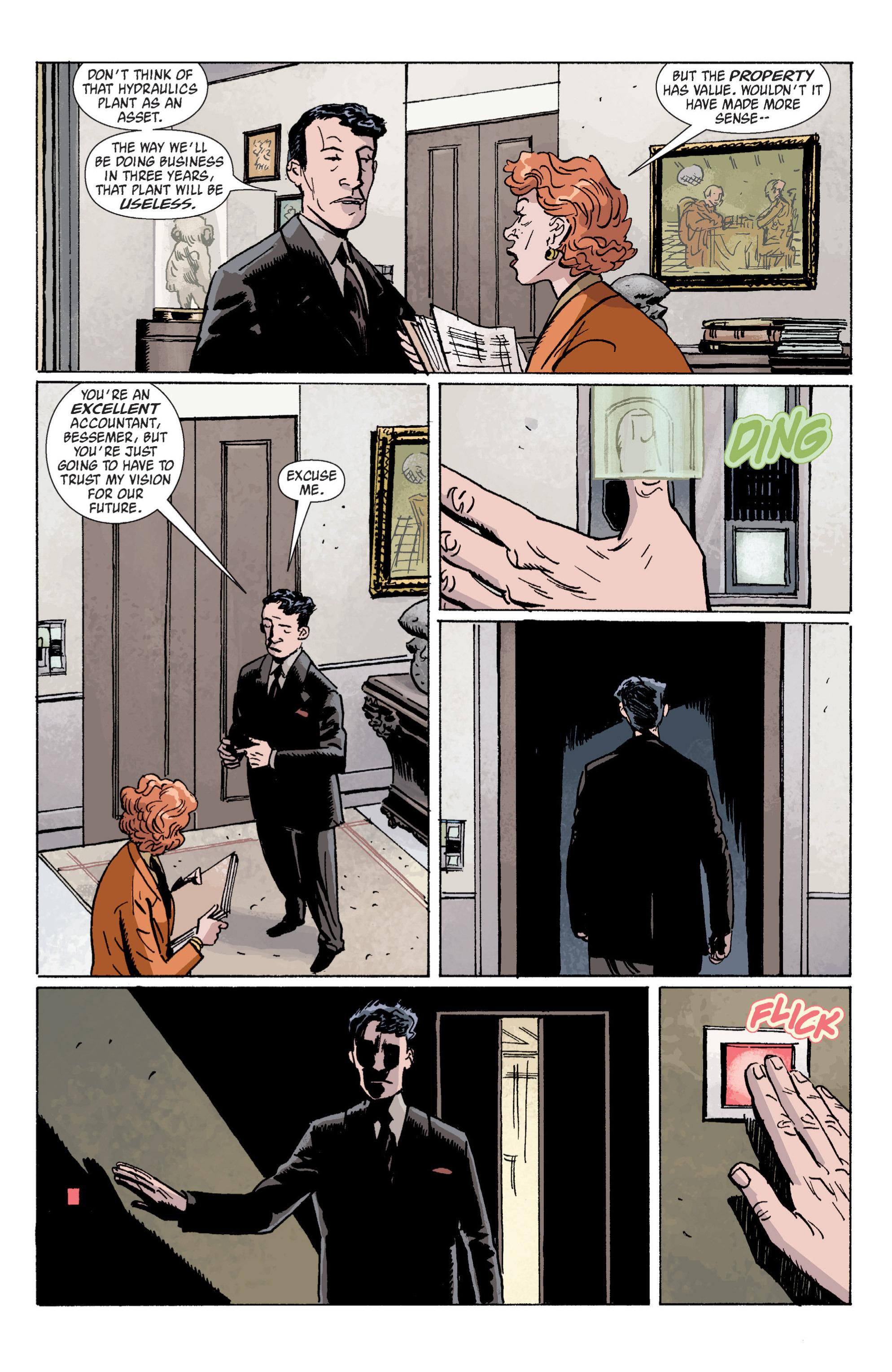 Read online B.P.R.D. (2003) comic -  Issue # TPB 5 - 34
