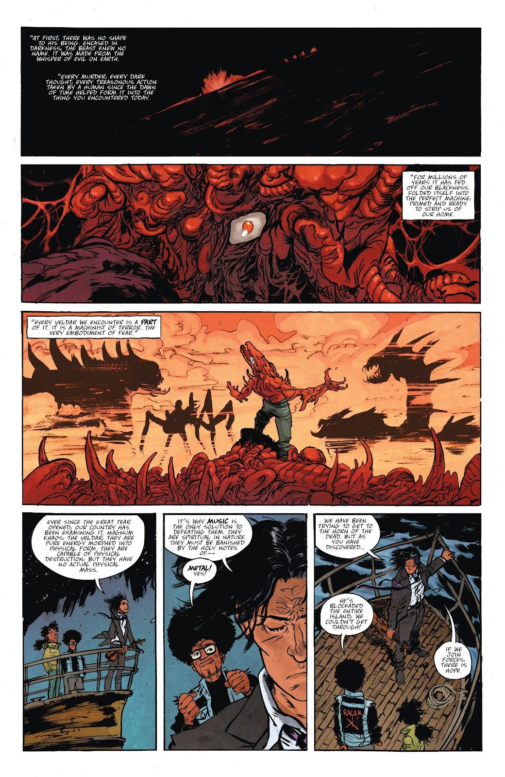Read online Murder Falcon comic -  Issue #7 - 3