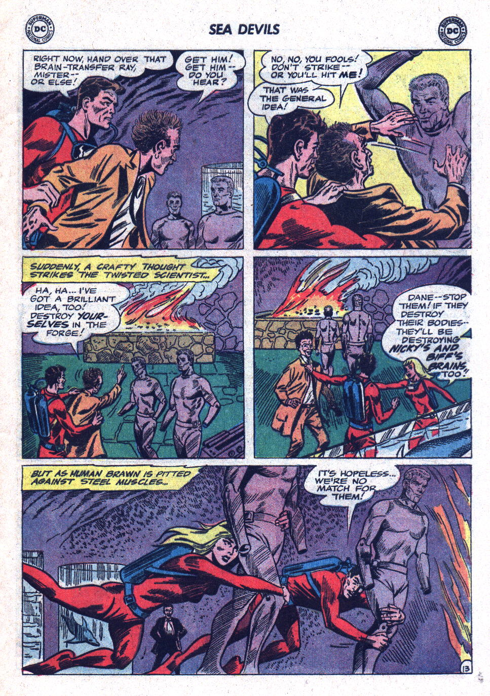 Sea Devils issue 19 - Page 17