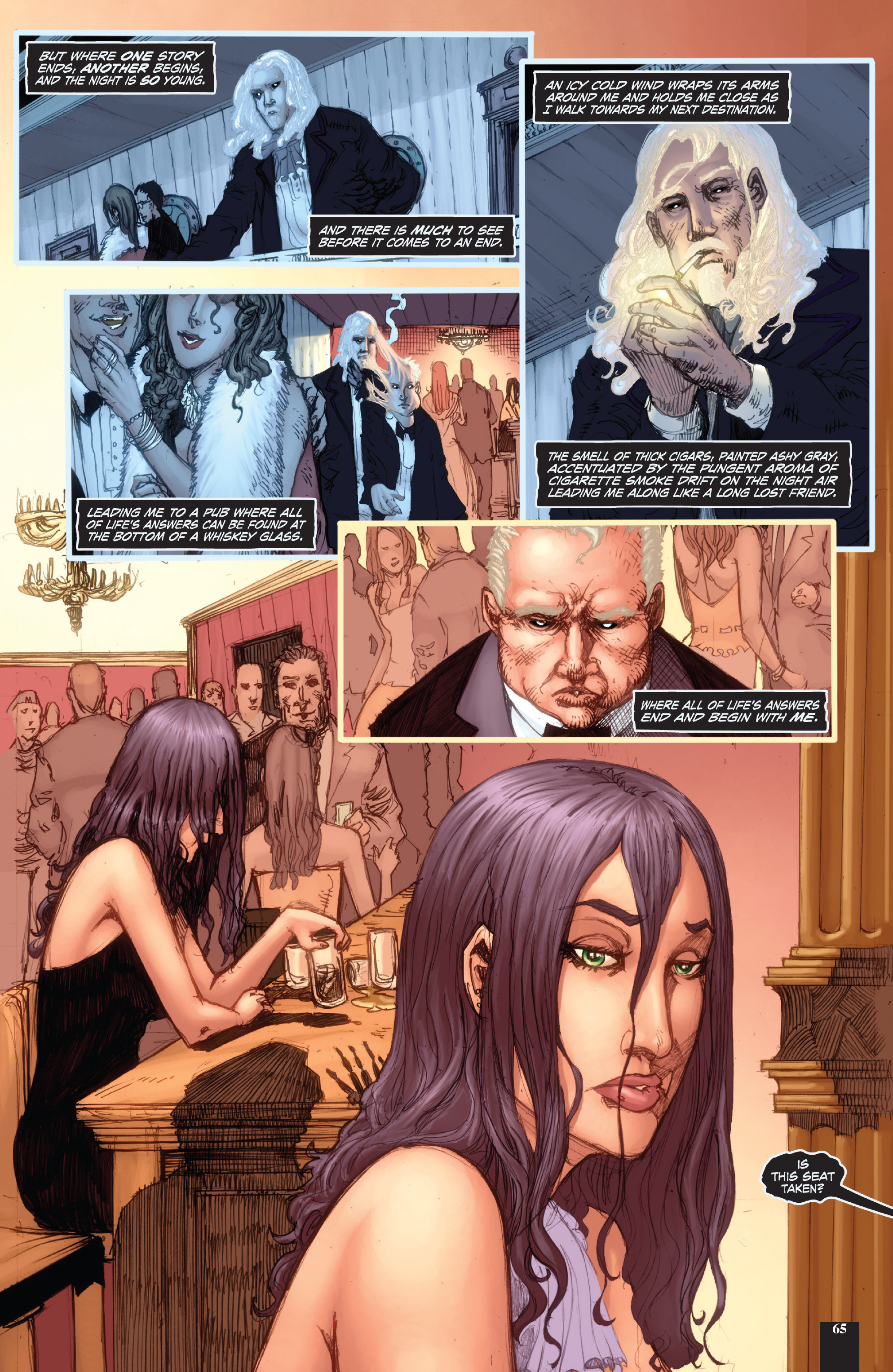 Read online Grimm Fairy Tales: Different Seasons comic -  Issue # TPB 2 - 64