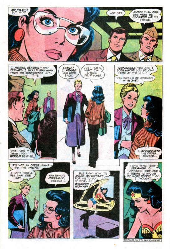 Read online Wonder Woman (1942) comic -  Issue #255 - 16