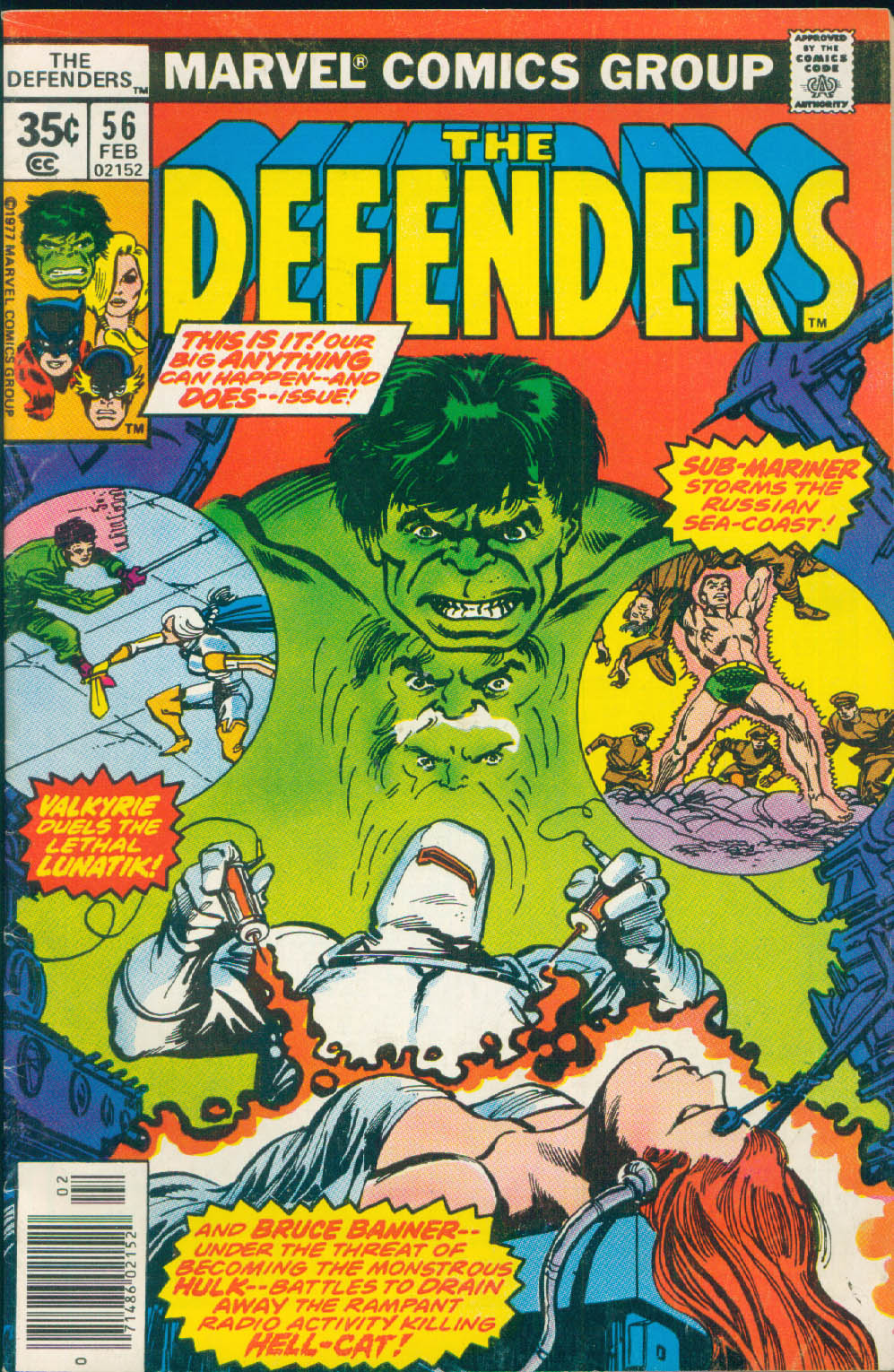 The Defenders (1972) 56 Page 1