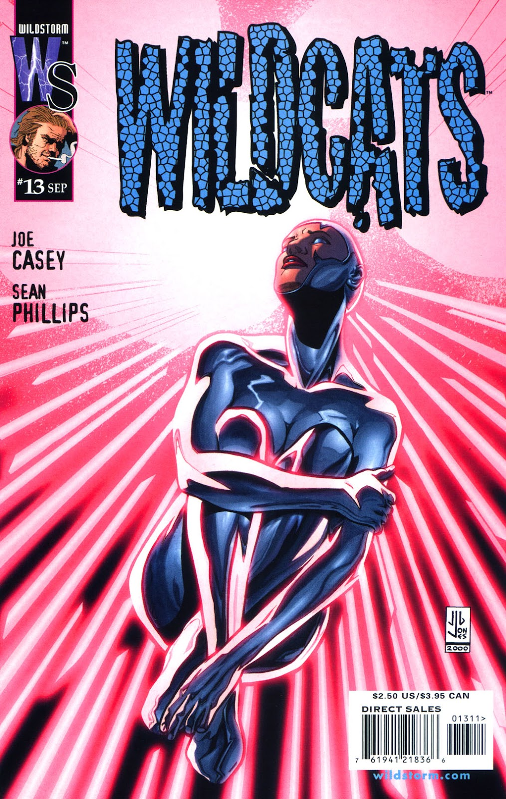 Wildcats (1999) Issue #13 #14 - English 1