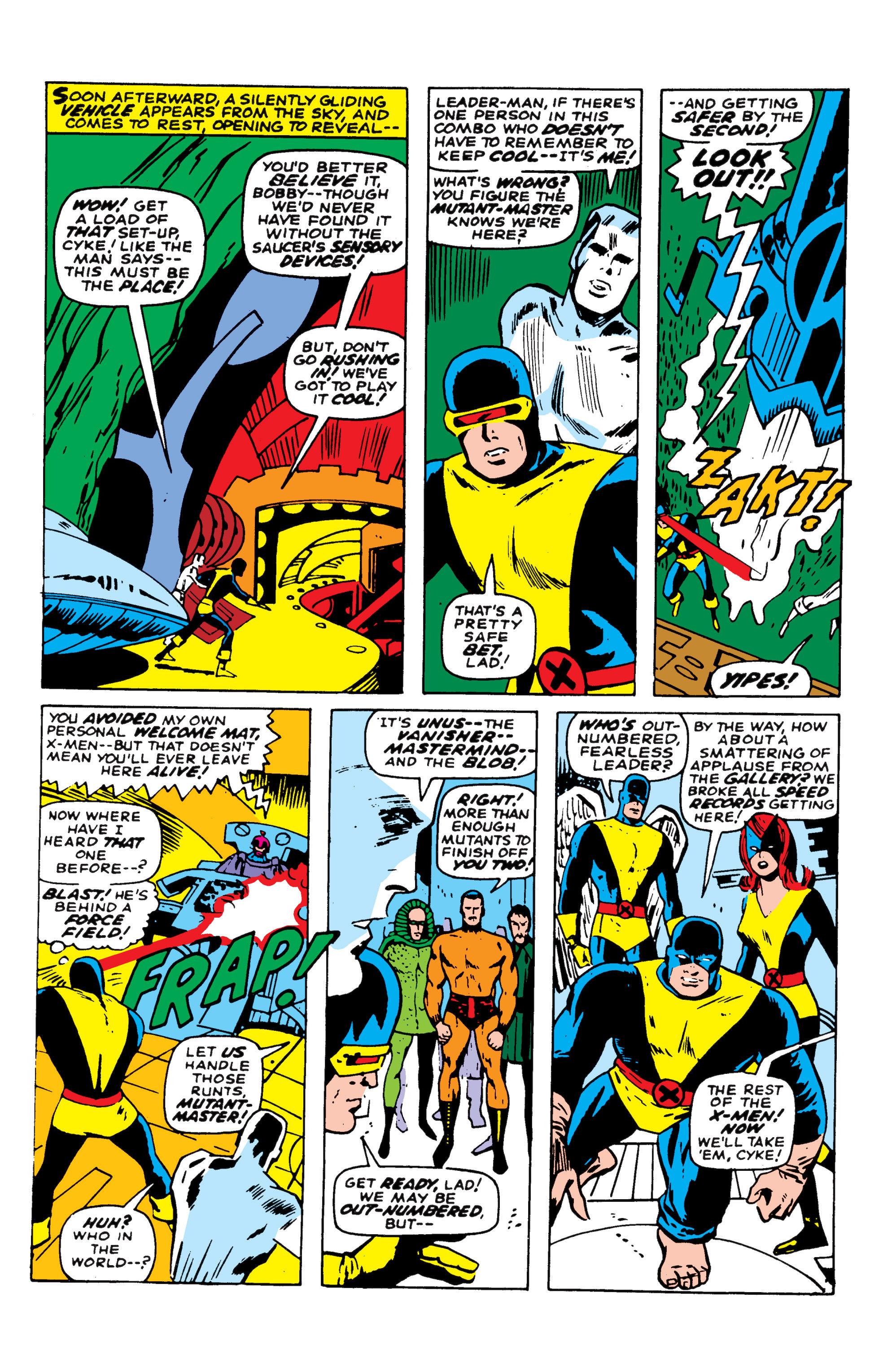 Uncanny X-Men (1963) 39 Page 9