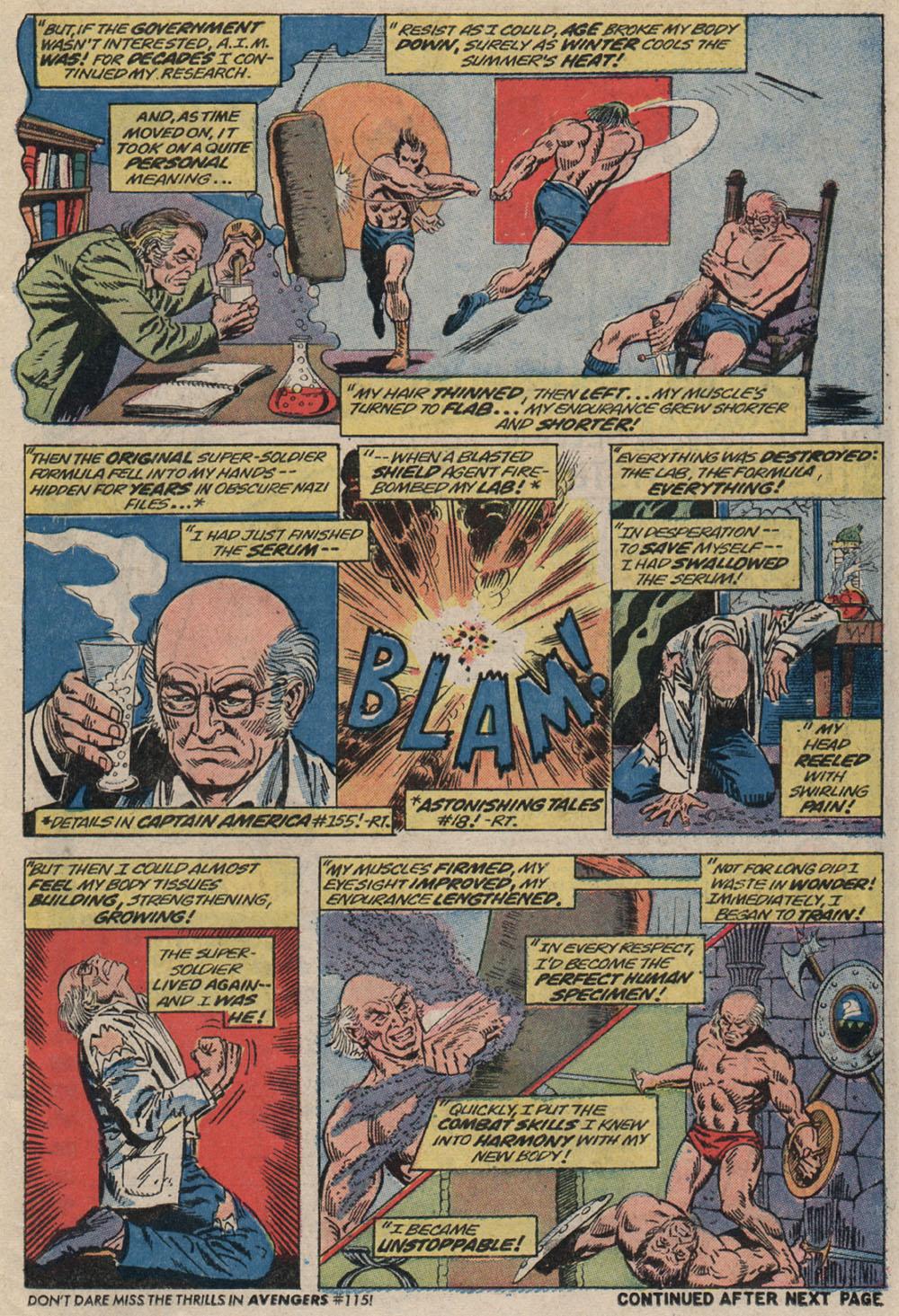 Read online Astonishing Tales (1970) comic -  Issue #20 - 8