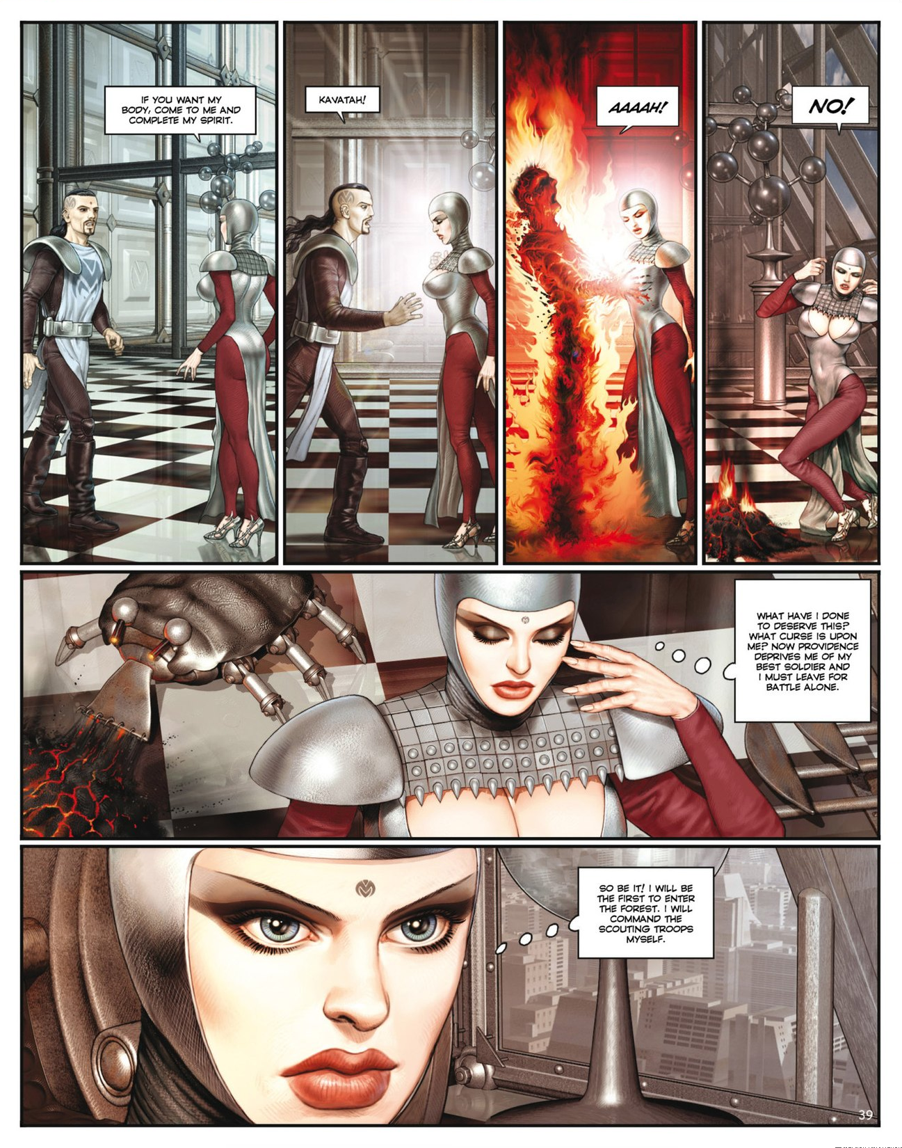 Read online Megalex (2014) comic -  Issue #2 - 41