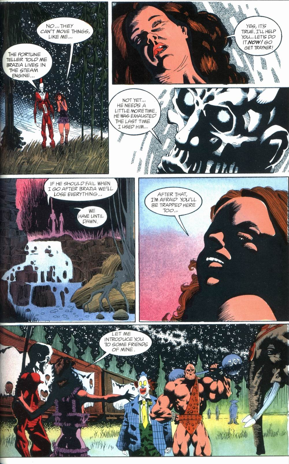 Read online Deadman: Love After Death comic -  Issue #2 - 27