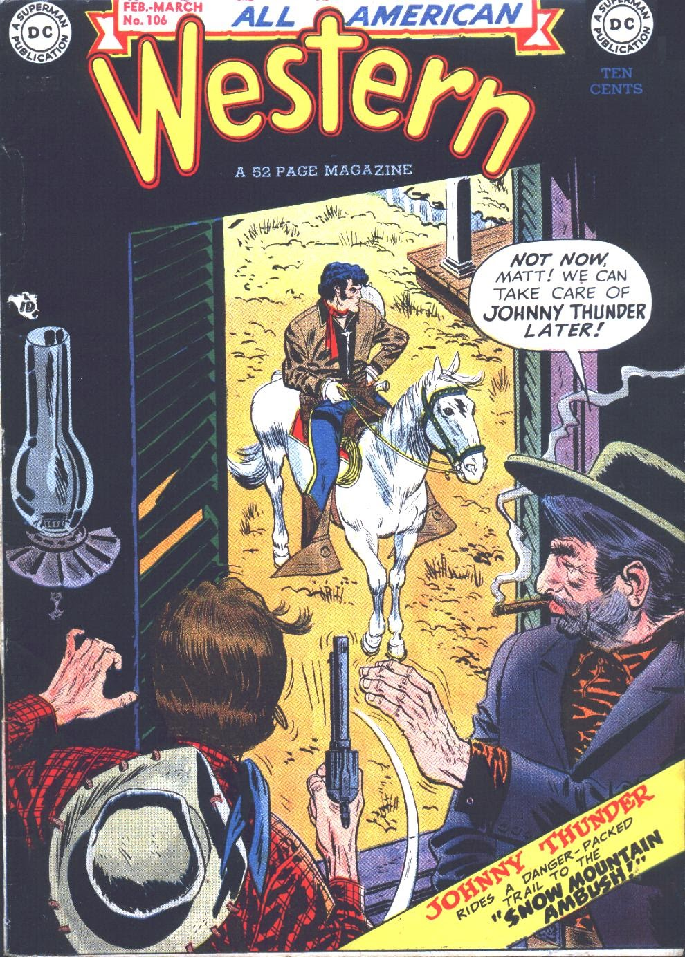 All-American Western issue 106 - Page 1
