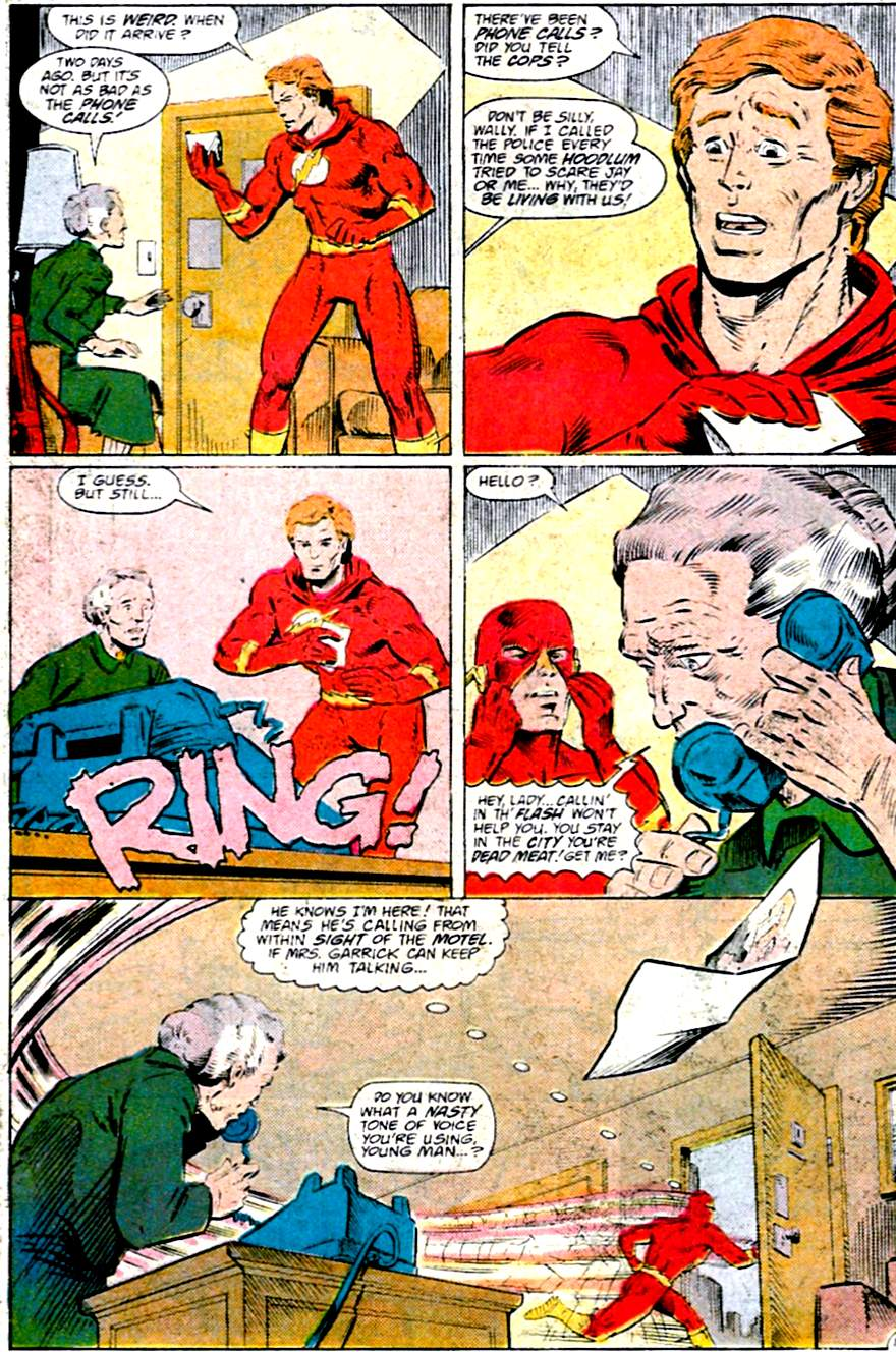 Read online The Flash (1987) comic -  Issue # _Annual 3 - 13