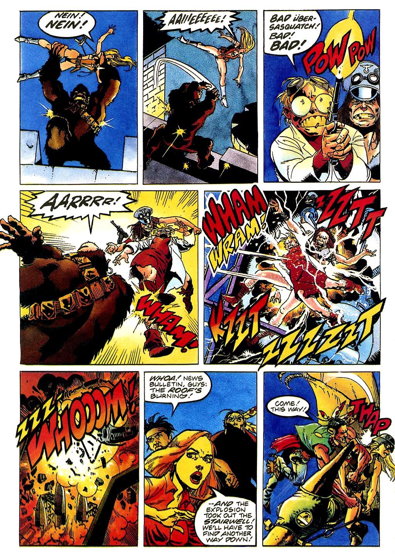 Read online Turok, Dinosaur Hunter (1993) comic -  Issue #38 - 20