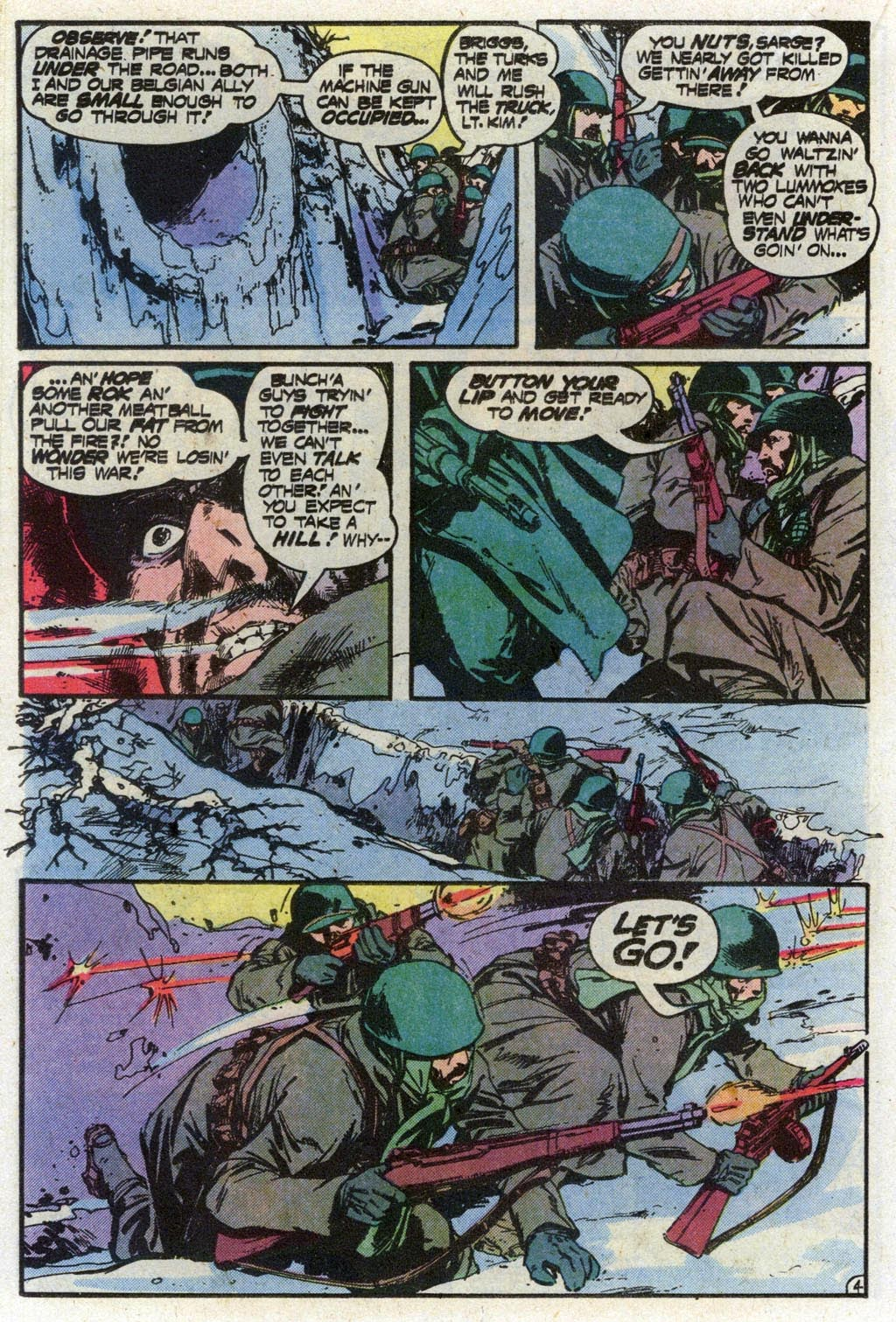 Read online All-Out War comic -  Issue #4 - 38